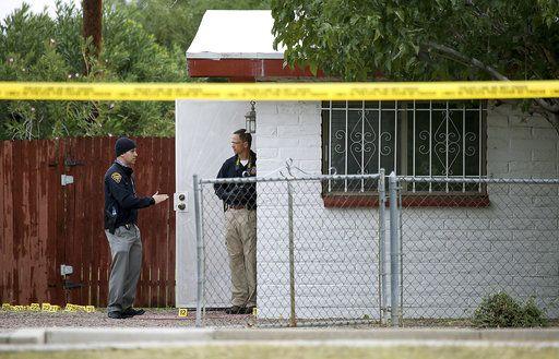 US Marshal killed outside Tucson house, suspect arrested