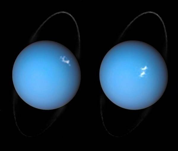 Uranus Has Its Roots In Roman Mythology