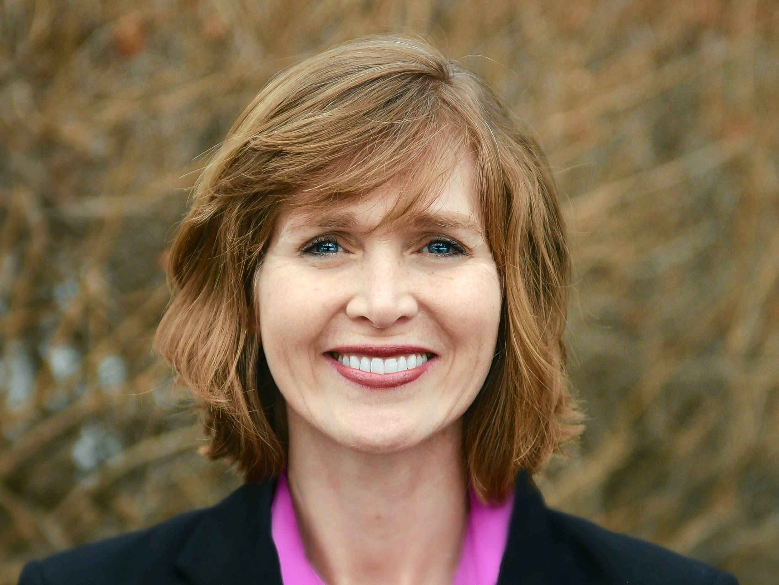 Lake County Board member Sandy Hart was elected the panel's first Democratic chairwoman Monday.