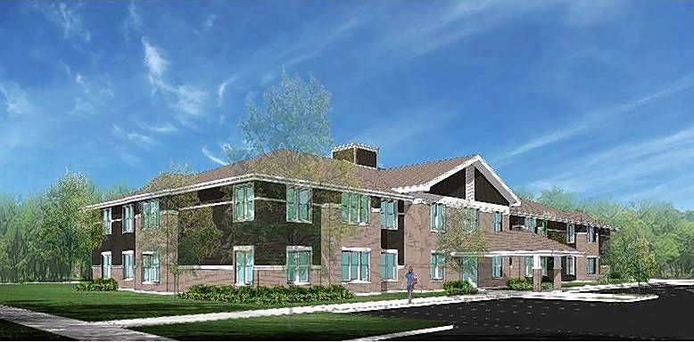 Rosemont-based McShane Construction Company has started working on Heart's Place Apartments, a supportive housing complex in Arlington Heights.
