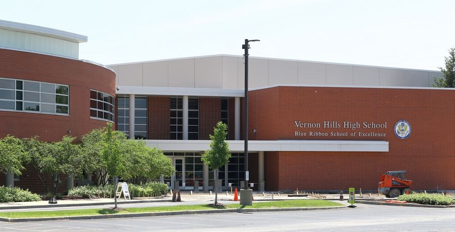 New classrooms and an expanded cafeteria are among the construction projects being considered for Vernon Hills High School. Two public discussions about those plans -- as well as facility improvements at Libertyville High -- are planned this month.