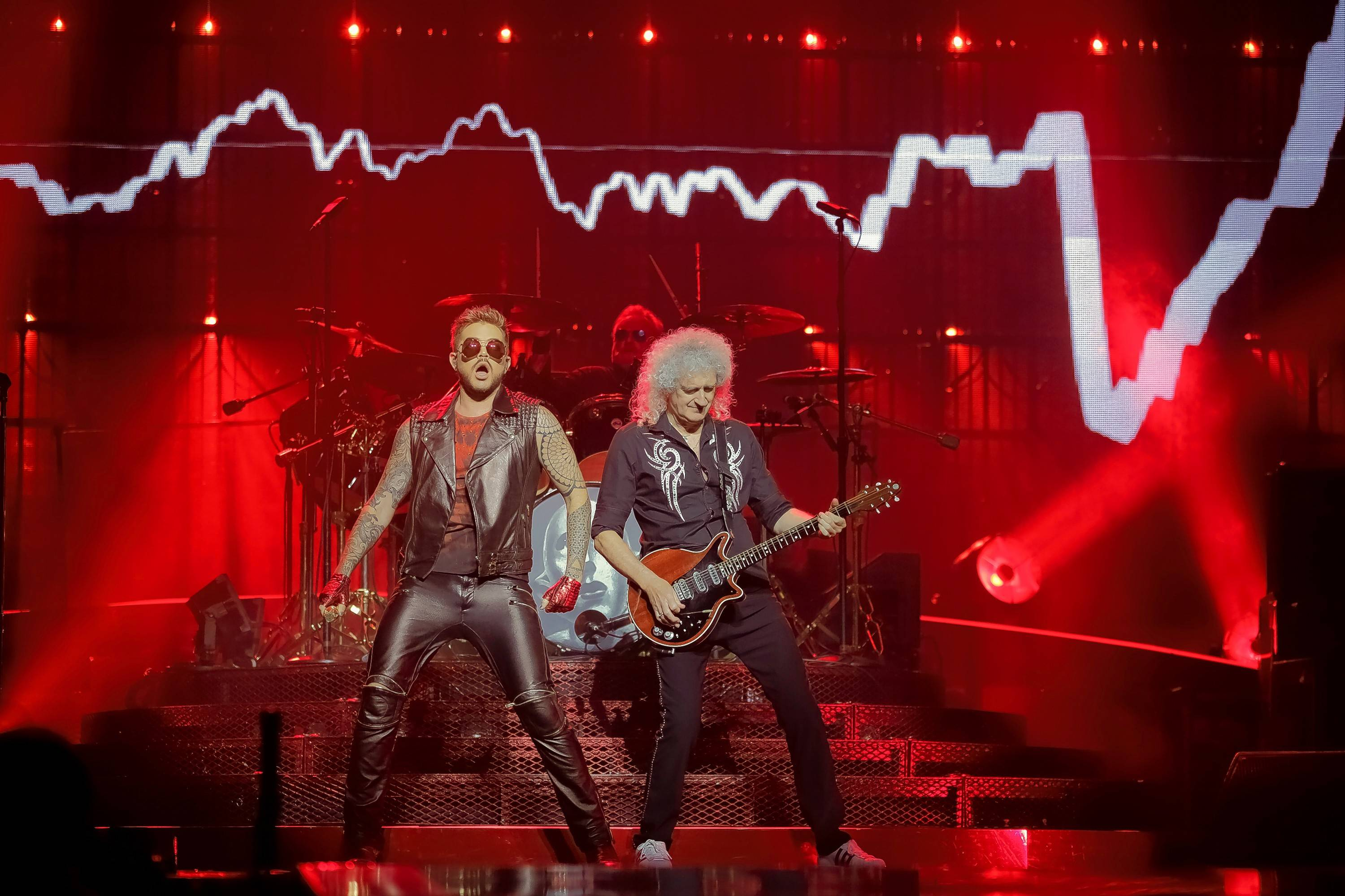Queen and Adam Lambert tour to Chicago's United Center at 8 p.m. Friday, Aug. 9.