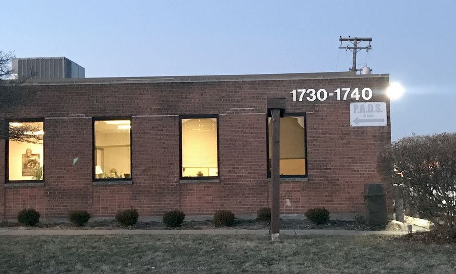 Elgin's daytime homeless shelter, Wayside Cross Ministries, is moving out of the building on Berkley Street to find a new location in town and PADS of Elgin intends to take over those services beginning Christmas Day, officials said.