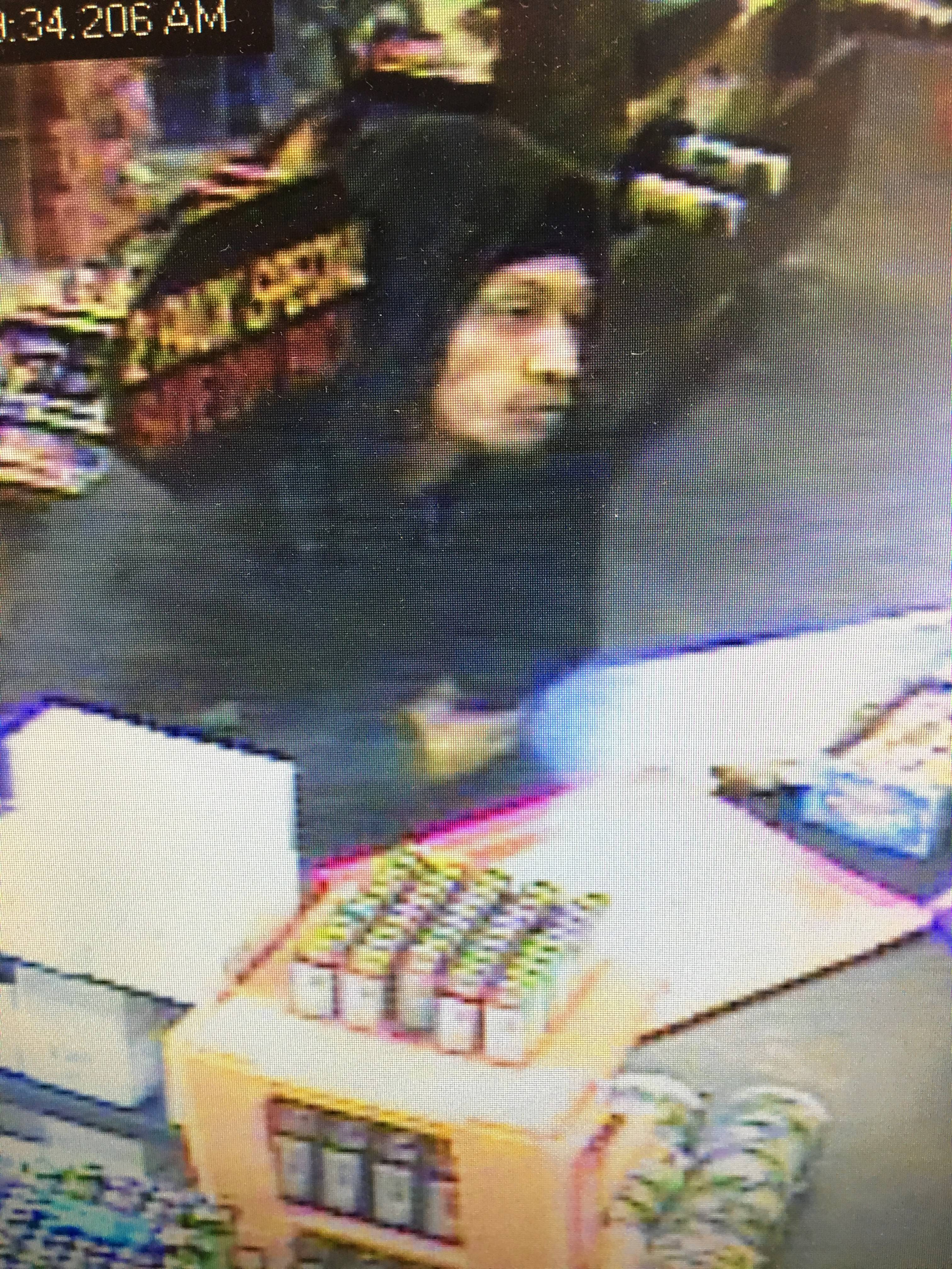 Authorities identified Gil Orlando Melendez as the man captured on a security camera while robbing a gas station on the 28700 block of North Waukegan Road in Shields Township.