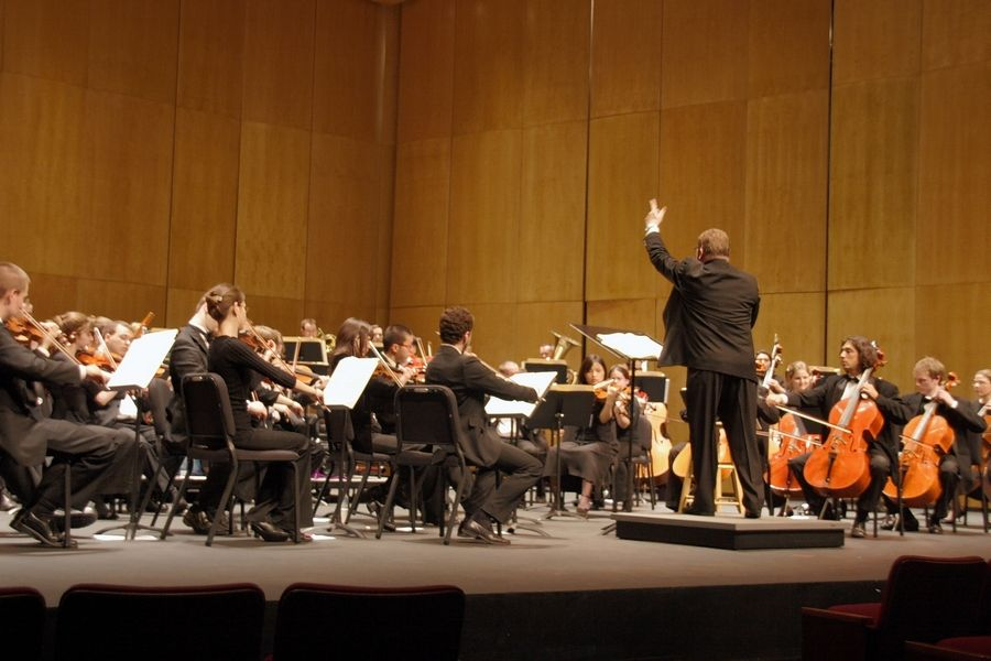 The Northwest Festival Orchestra, under the direction of Dr. Verne Schwager, will present its gala holiday concert at 7:30 p.m. Tuesday, Dec. 11, at the Harper College Performing Arts Center.