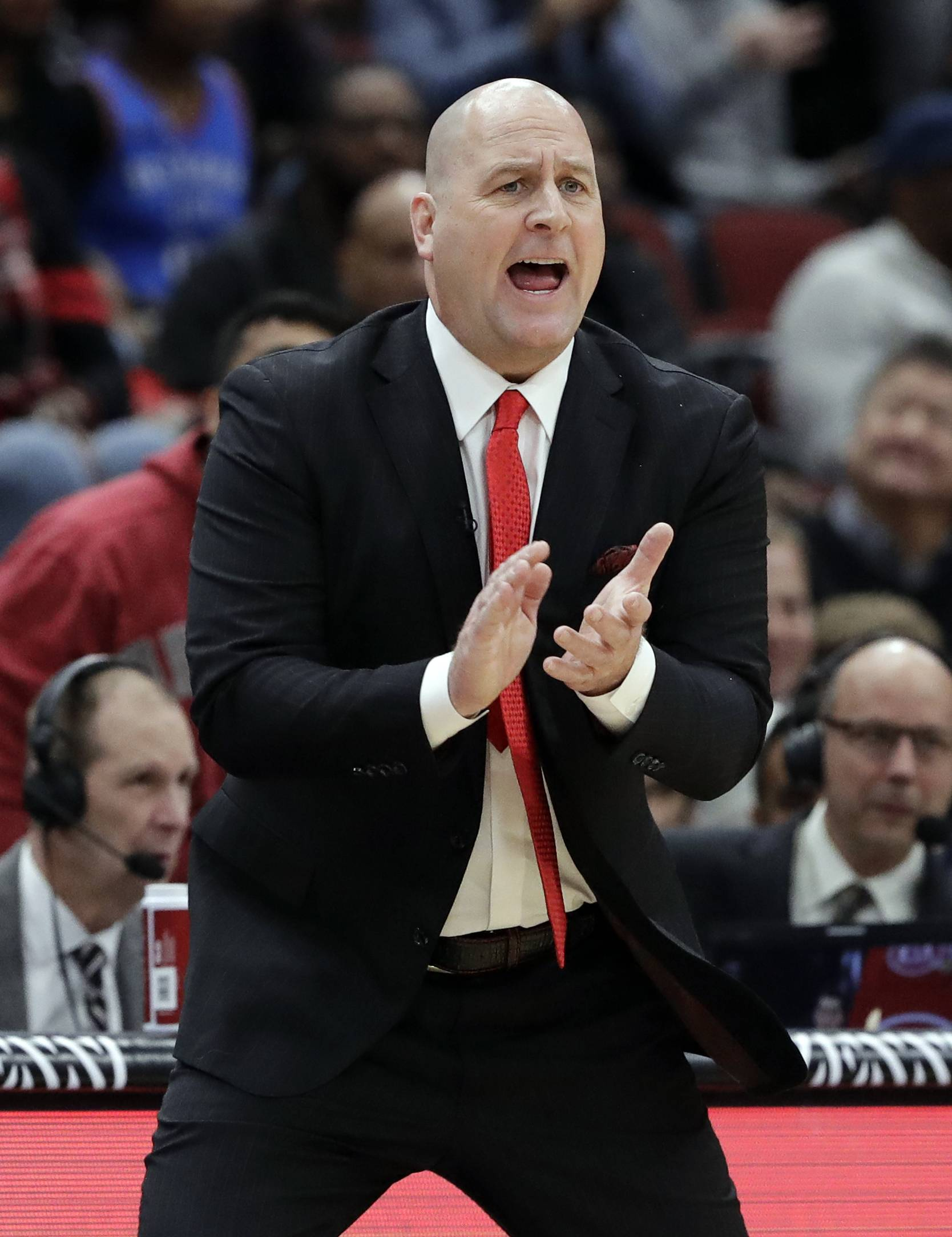 It's awkward, but Boylen apprecated support from Hoiberg
