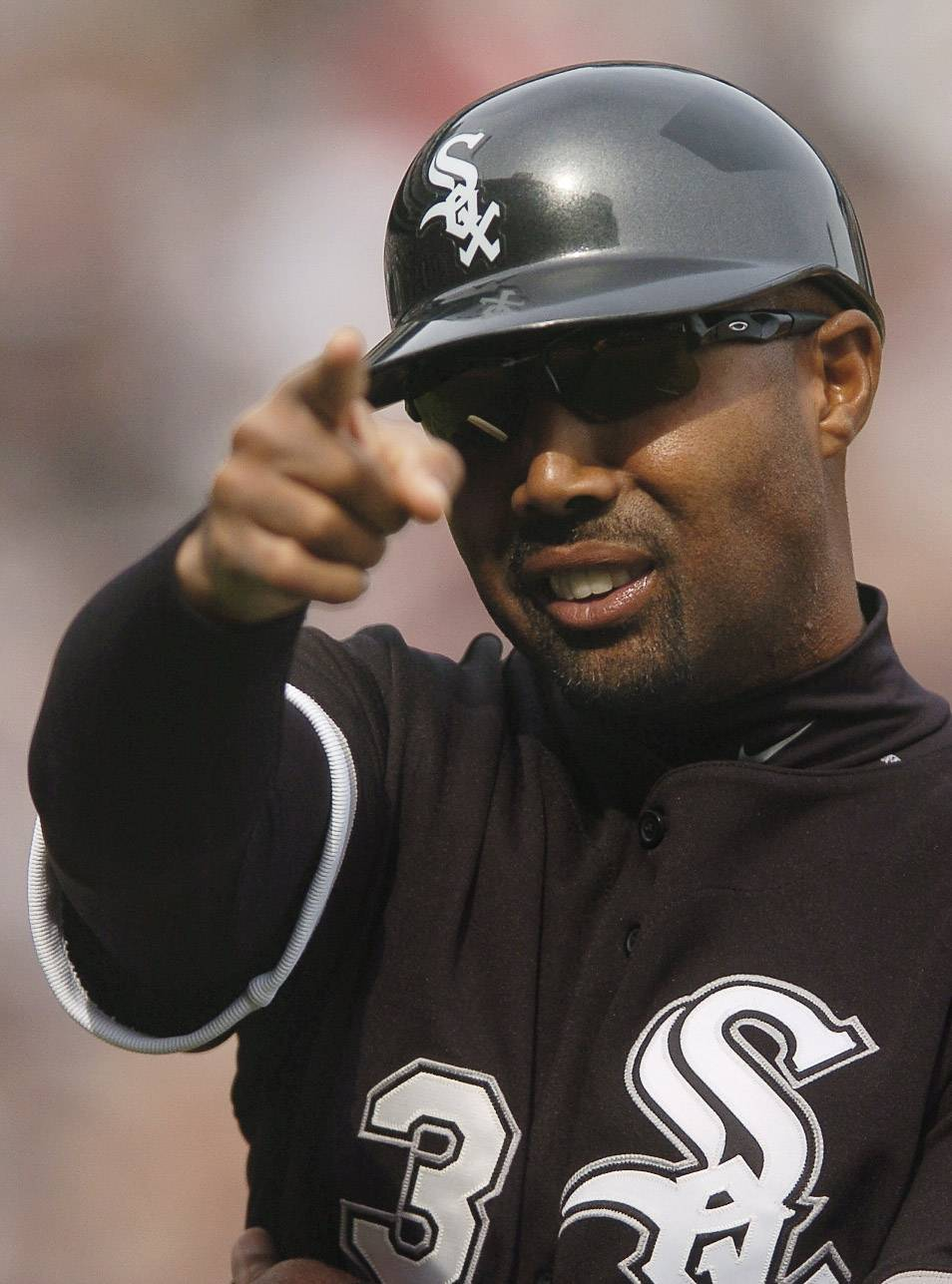 Daily Herald File Photo One of the top hitters in Chicago White Sox history, Harold Baines was elected into the Hall of Fame Sunday night by the Today's Game Era Committee.