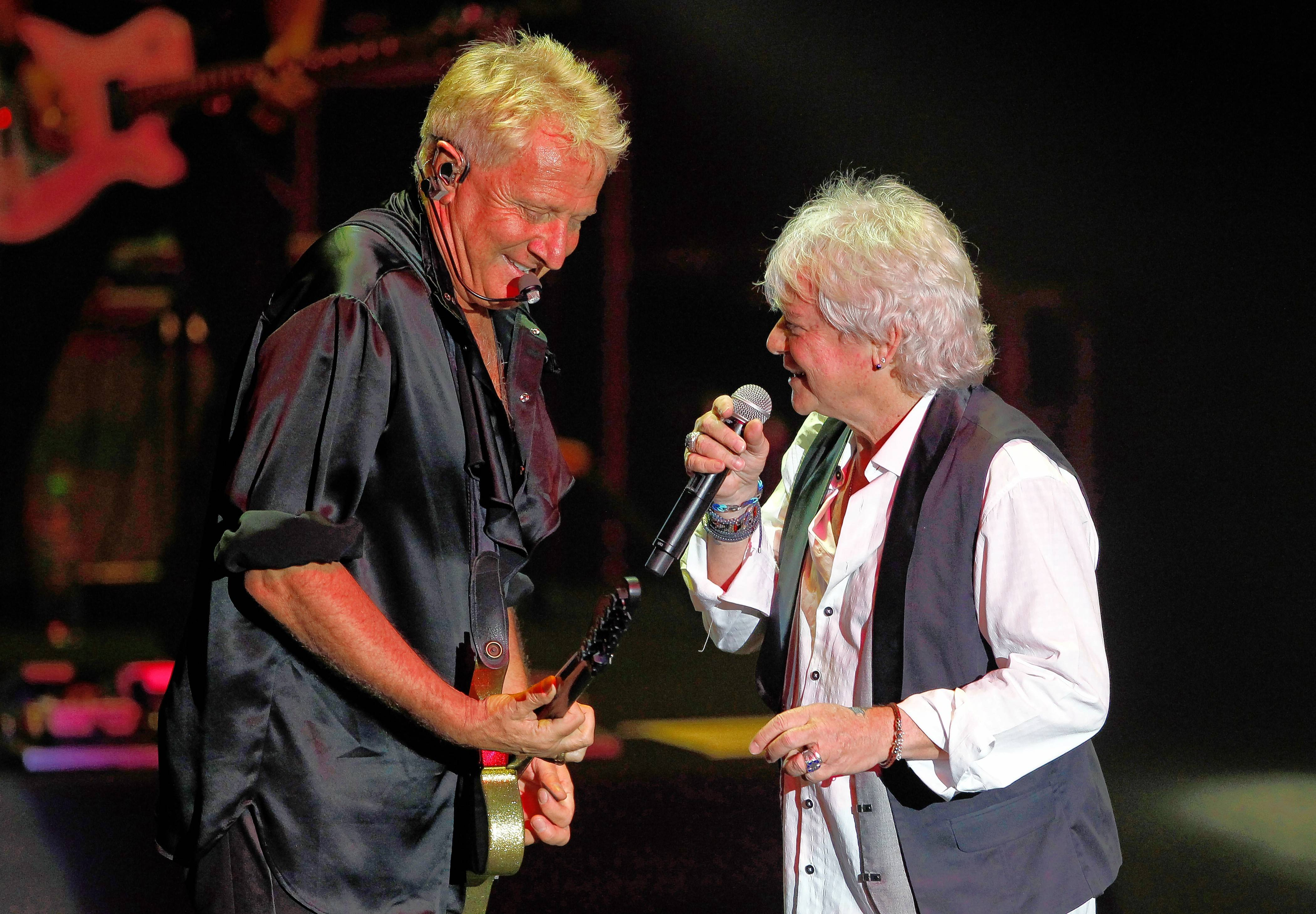 Australian soft rock duo Air Supply, featuring Graham Russell, left, and Russell Hitchcock, will perform at the Genesee in Waukegan at 7 p.m. Sunday, March 3.