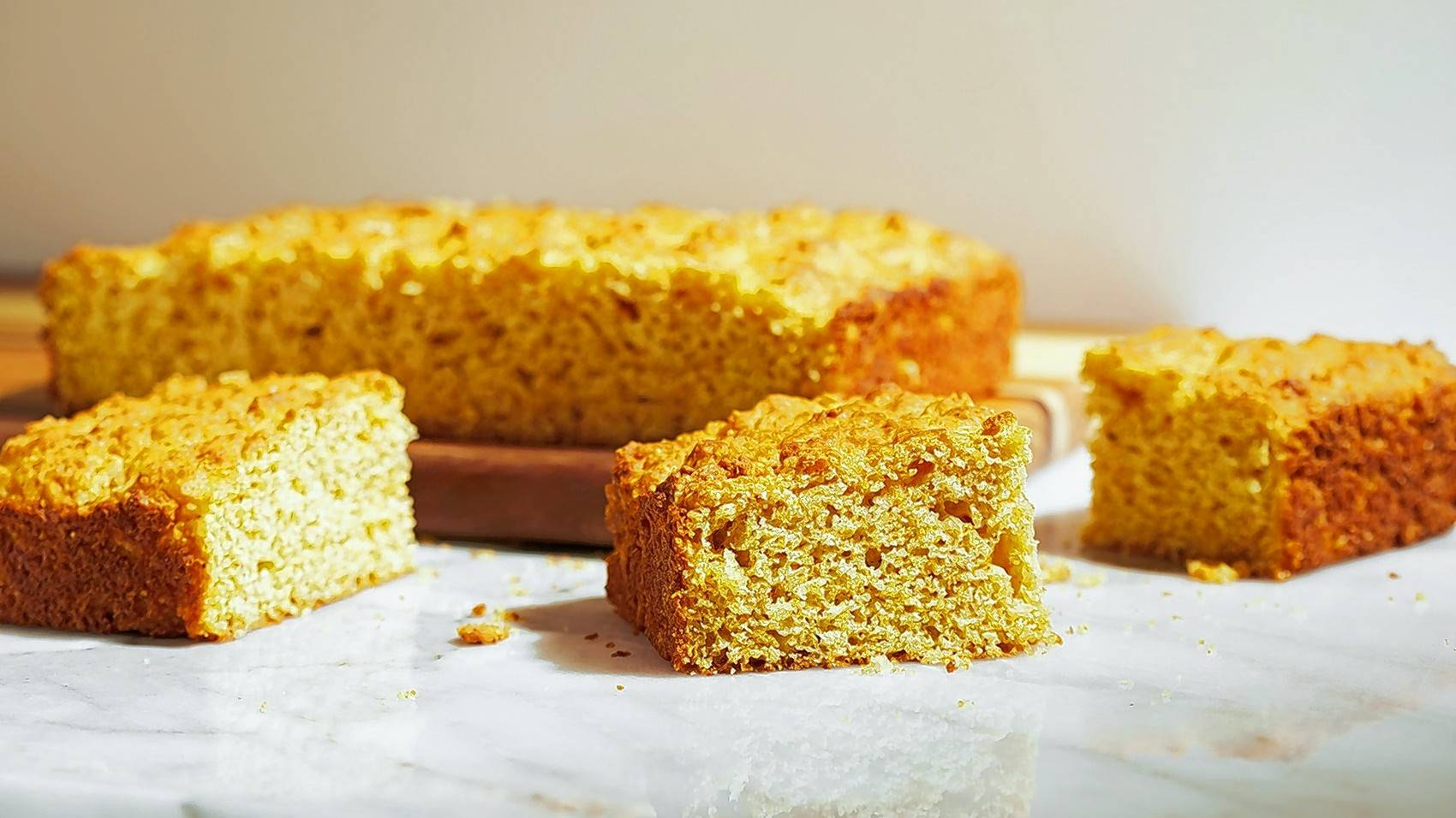 There's a debate over whether cornbread should be made with sugar or not.