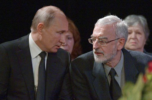 Putin Opposition Gather To Honor Prominent Rights Activist