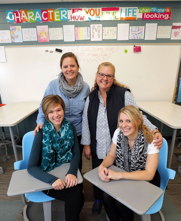 How Teachers Help Students Whove >> Two Former Students Return To Fremont Middle School As Teachers