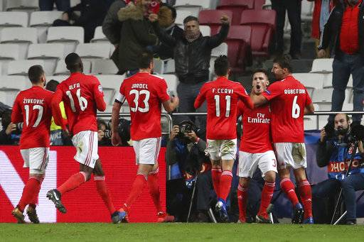 Benfica Ends Champions League Campaign With 1 0 Win Over AEK