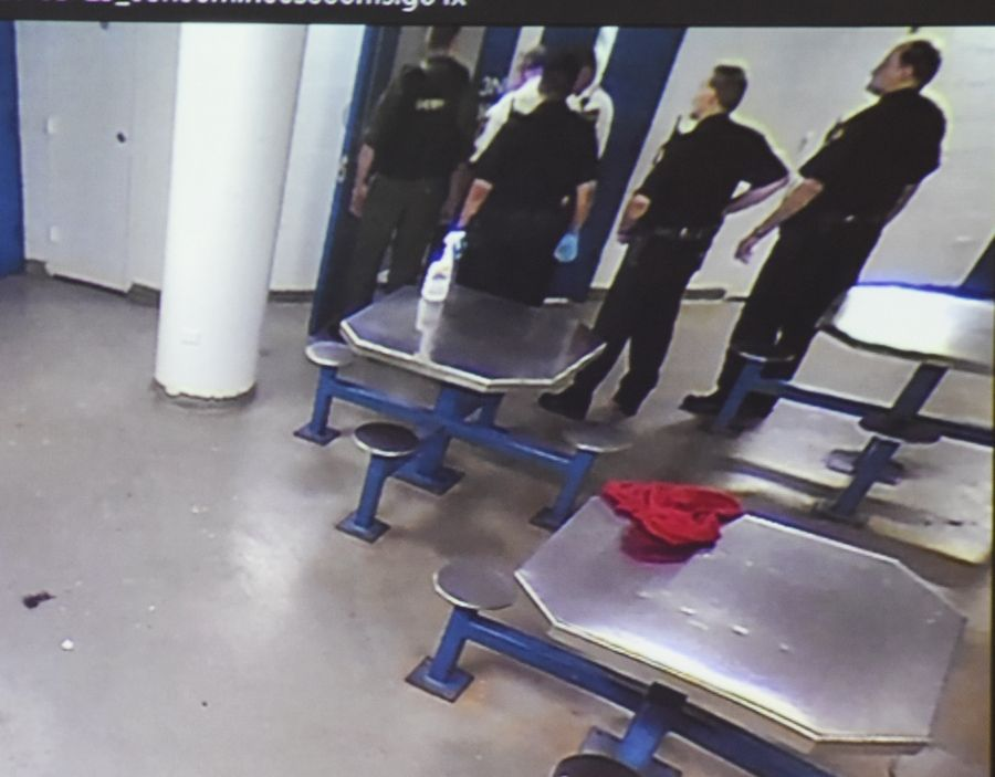 Coroner inmate died from hypothermia in lake county jail