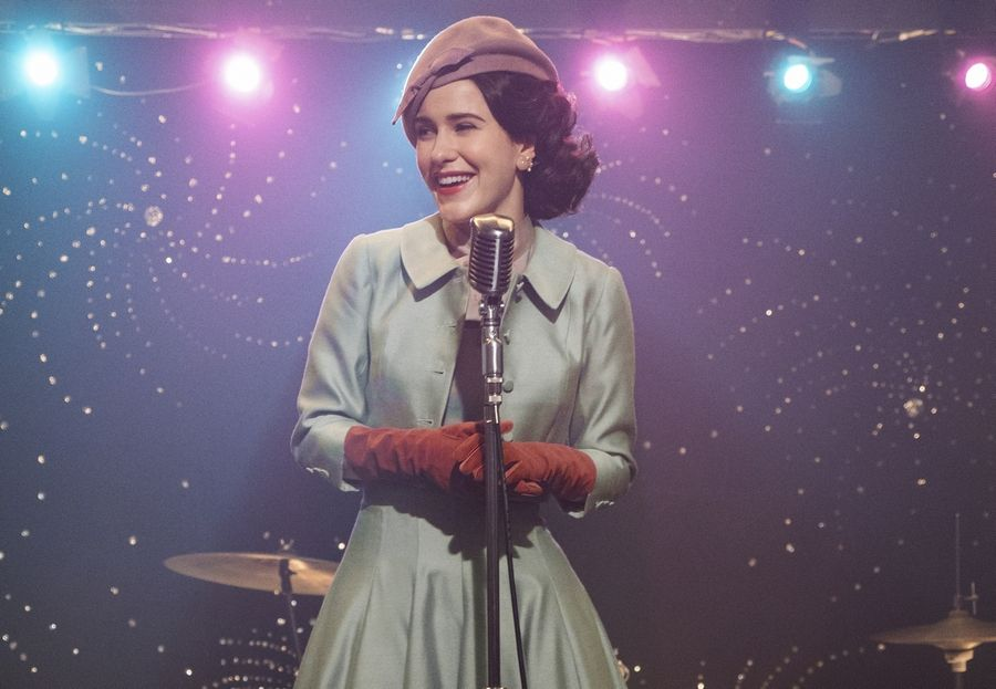 The Marvelous Mrs  Maisel,' 'This is Us' top AP list of TV's