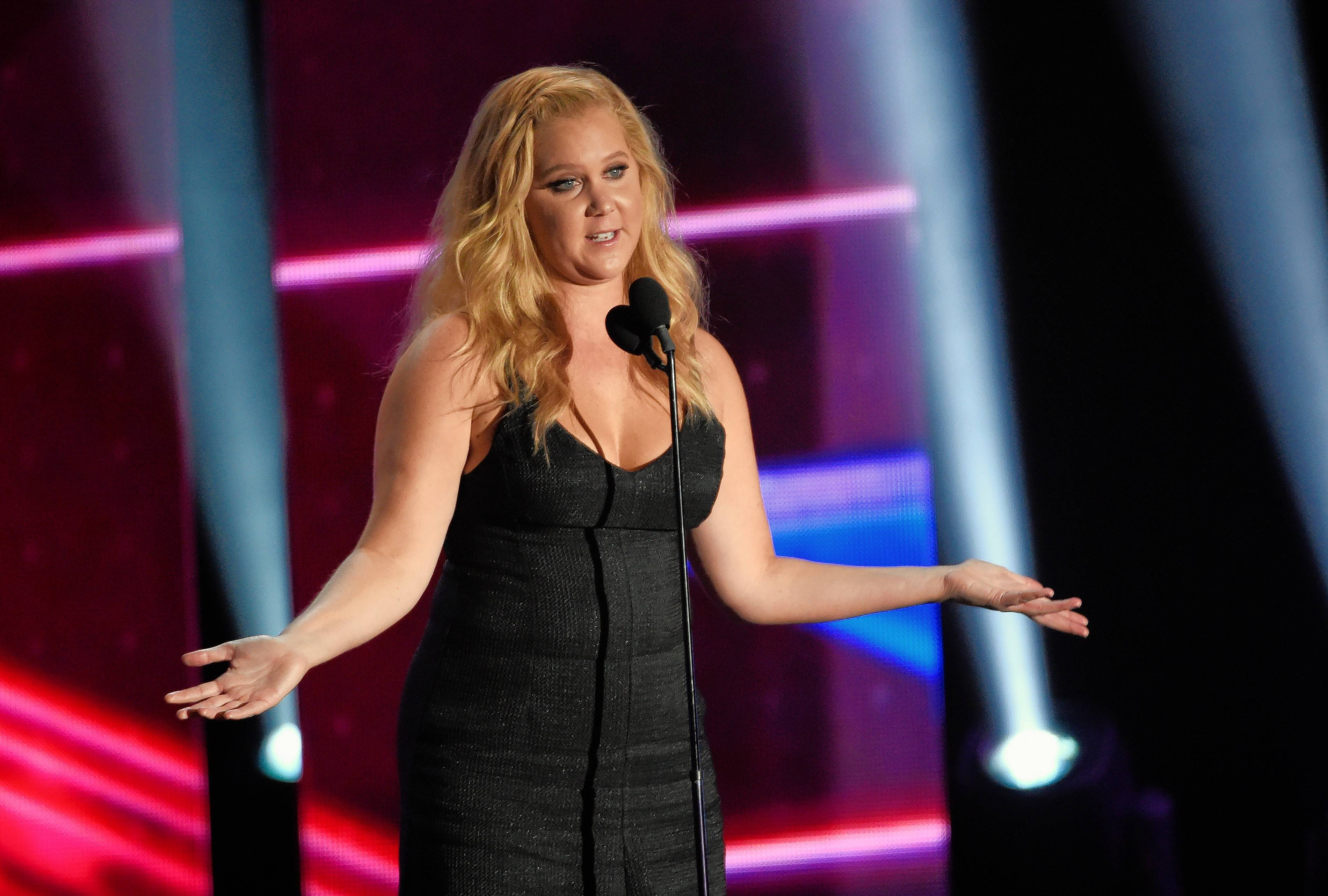 Amy Schumer performs standup comedy at the Chicago Theatre at 8 p.m. Tuesday and Wednesday, Dec. 18 and 19.