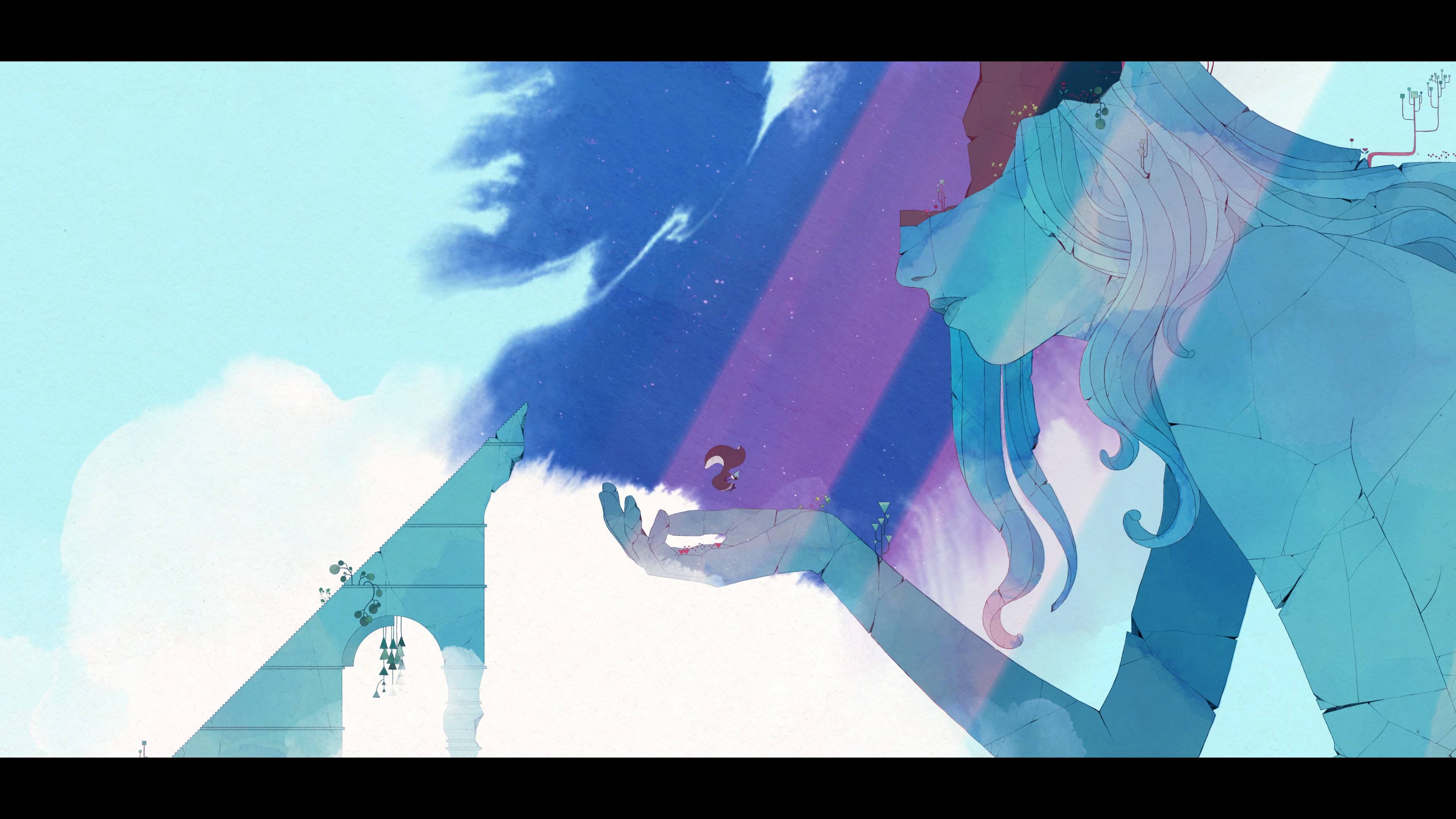 """Gris"" is one of the most visually striking games of this or any other year."