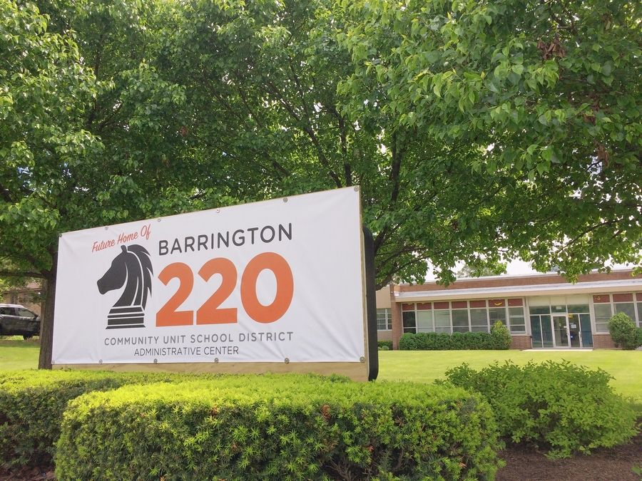 Barrington Area Unit District 220 is one of just 21 school districts serving Lake County that will have a contested school board race in the April 2 election. Four candidates are running for three board seats in the district.