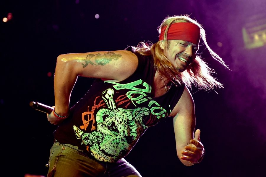 Bret Michaels brings some holiday cheer to St. Charles' Arcada Theatre Saturday, Dec. 22.