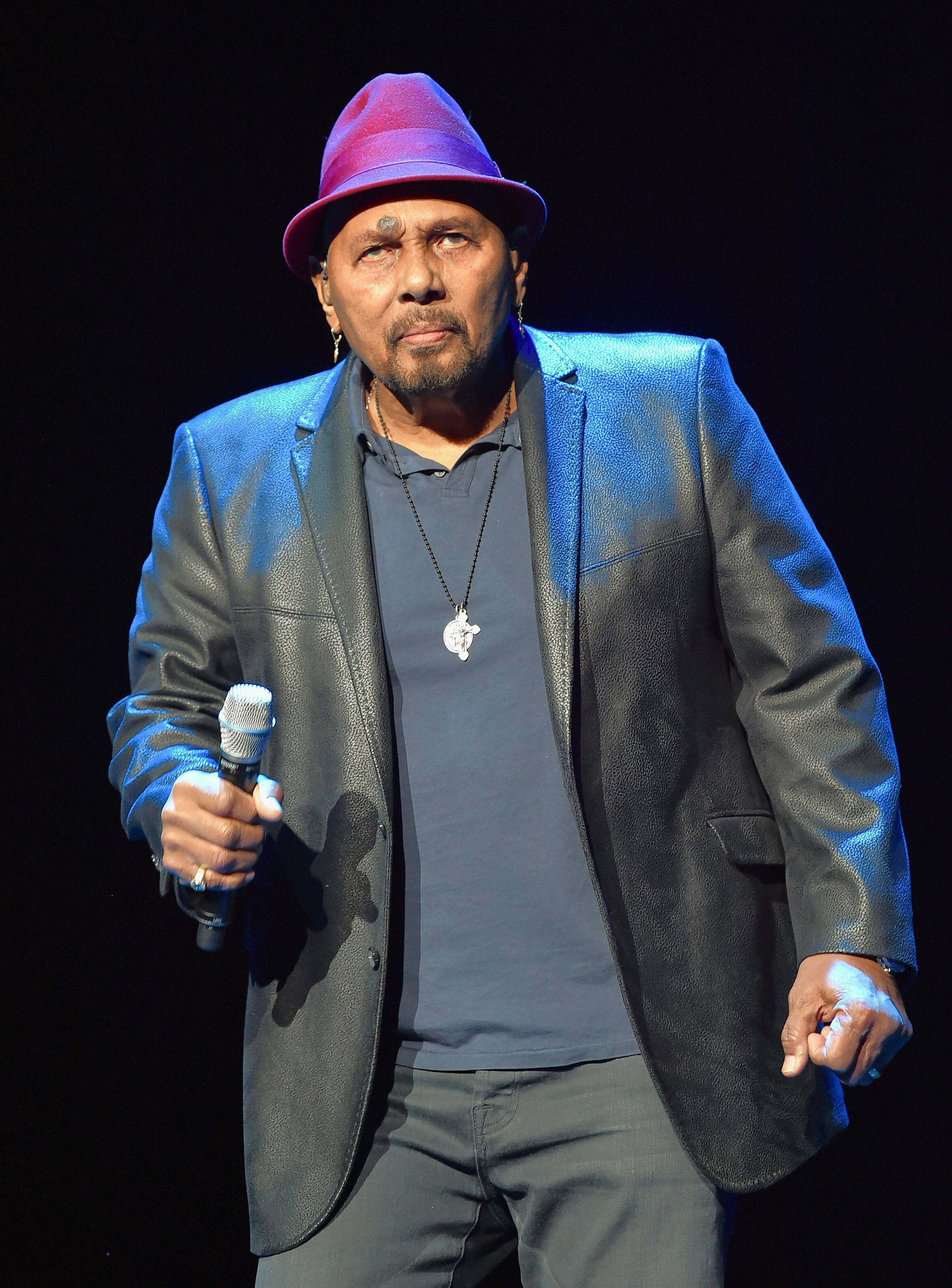 Aaron Neville performs at City Winery in Chicago at 8 p.m. Monday and Tuesday, March 4 and 5.