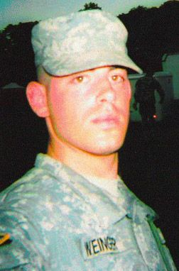 Sgt. Robert Weinger of Round Lake Beach was killed in Afghanistan in 2009.