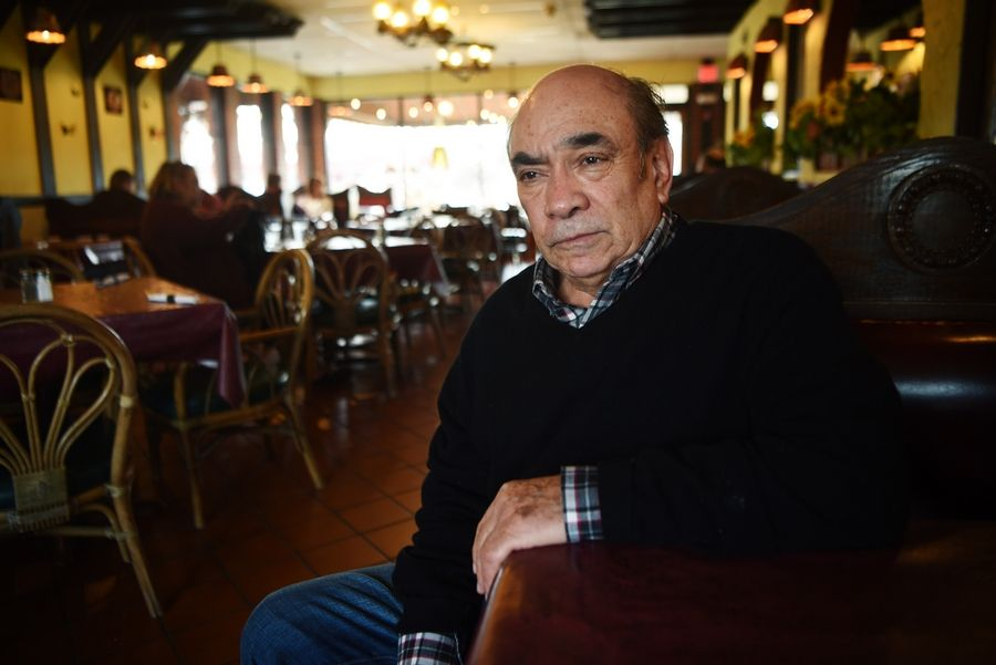 Juan Soto, owner of El Meson Mexican Restaurant in Schaumburg, is closing the nearly 30-year-old business on New Year's Eve.