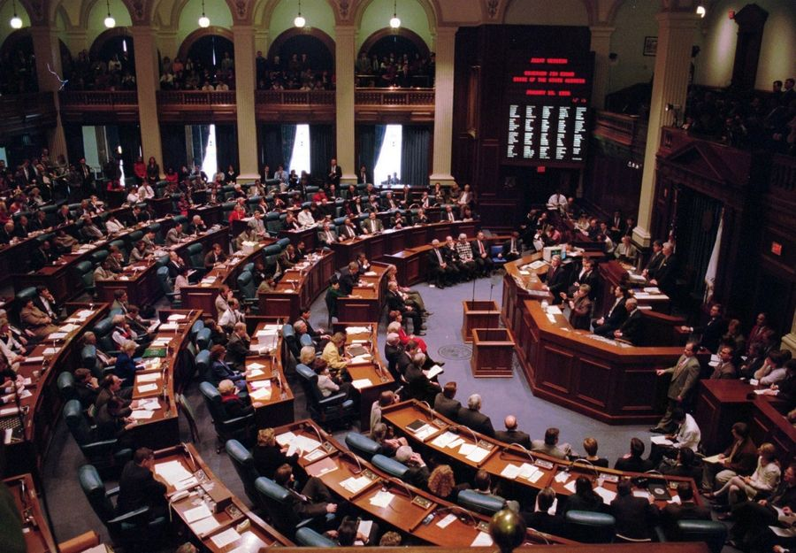 The 101st General Assembly will have the power to address the state's biggest problem -- its $250 billion pension debt.