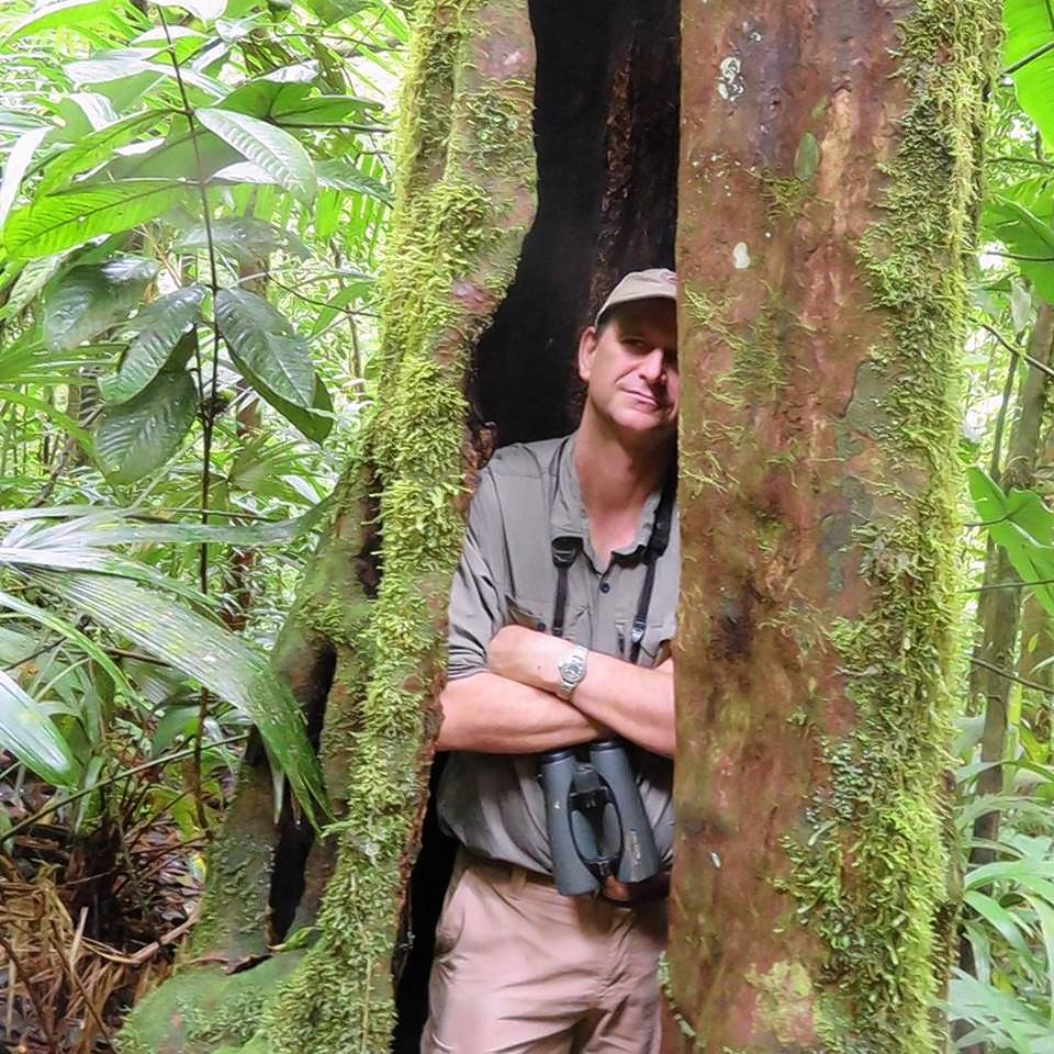 Craig Stettner, an associate biology professor at Harper College in Palatine, drowned while swimming with his family on Christmas Day in Costa Rica, school officials said. He's seen here on one of several trips he made to Costa Rica for Harper's study-abroad program.