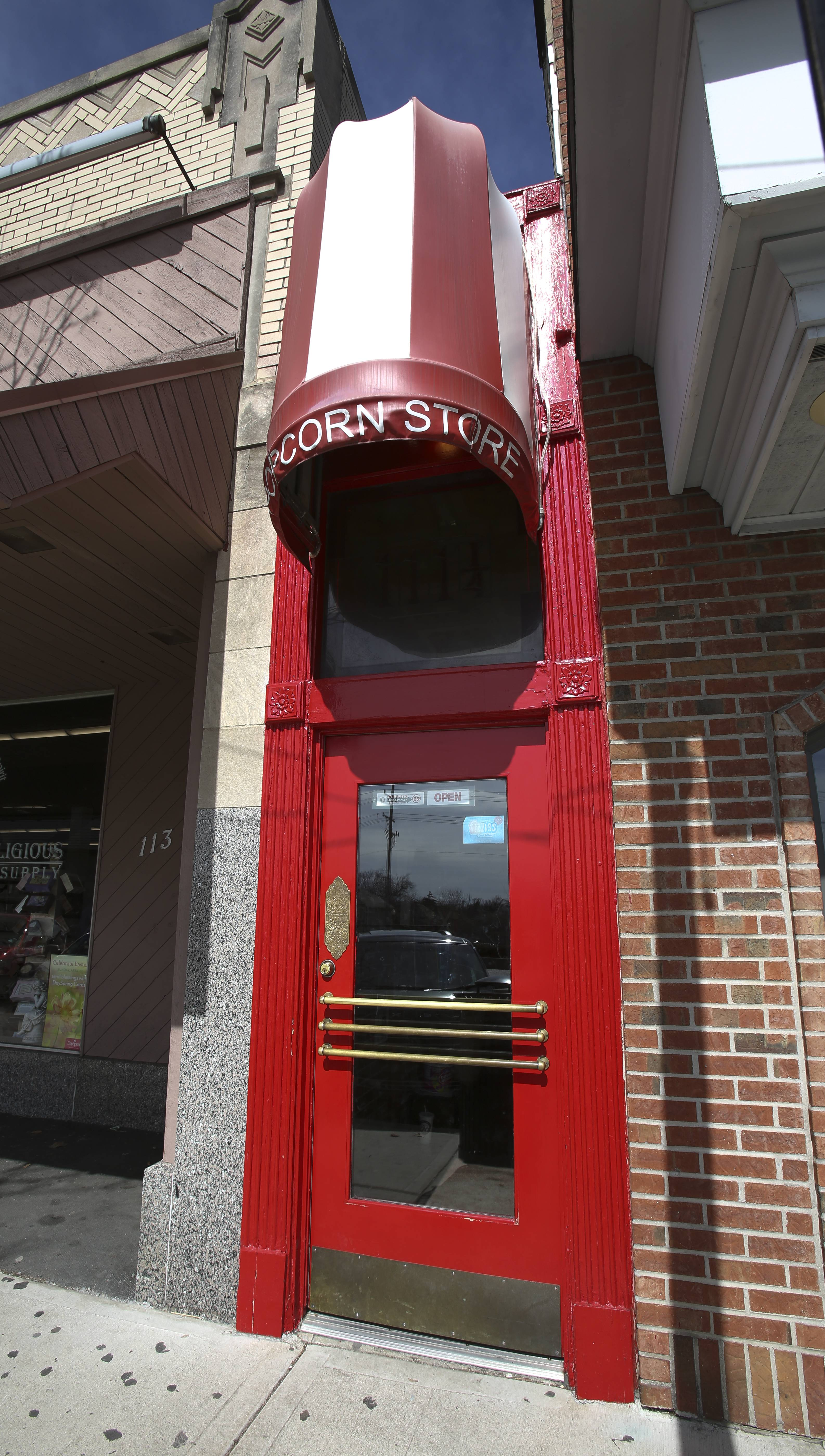 "The Little Popcorn Store in downtown Wheaton was spotlighted in Money Magazine's feature of the city, ranked as one of the publication's ""Best Places to Live in the U.S."""