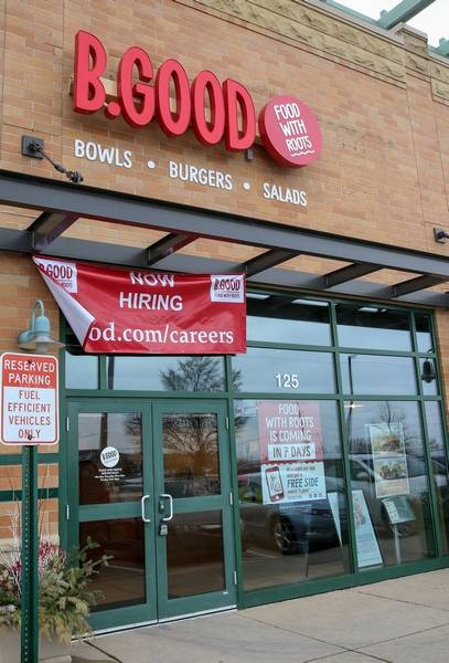 Health Focused Restaurant Bgood Coming To Naperville
