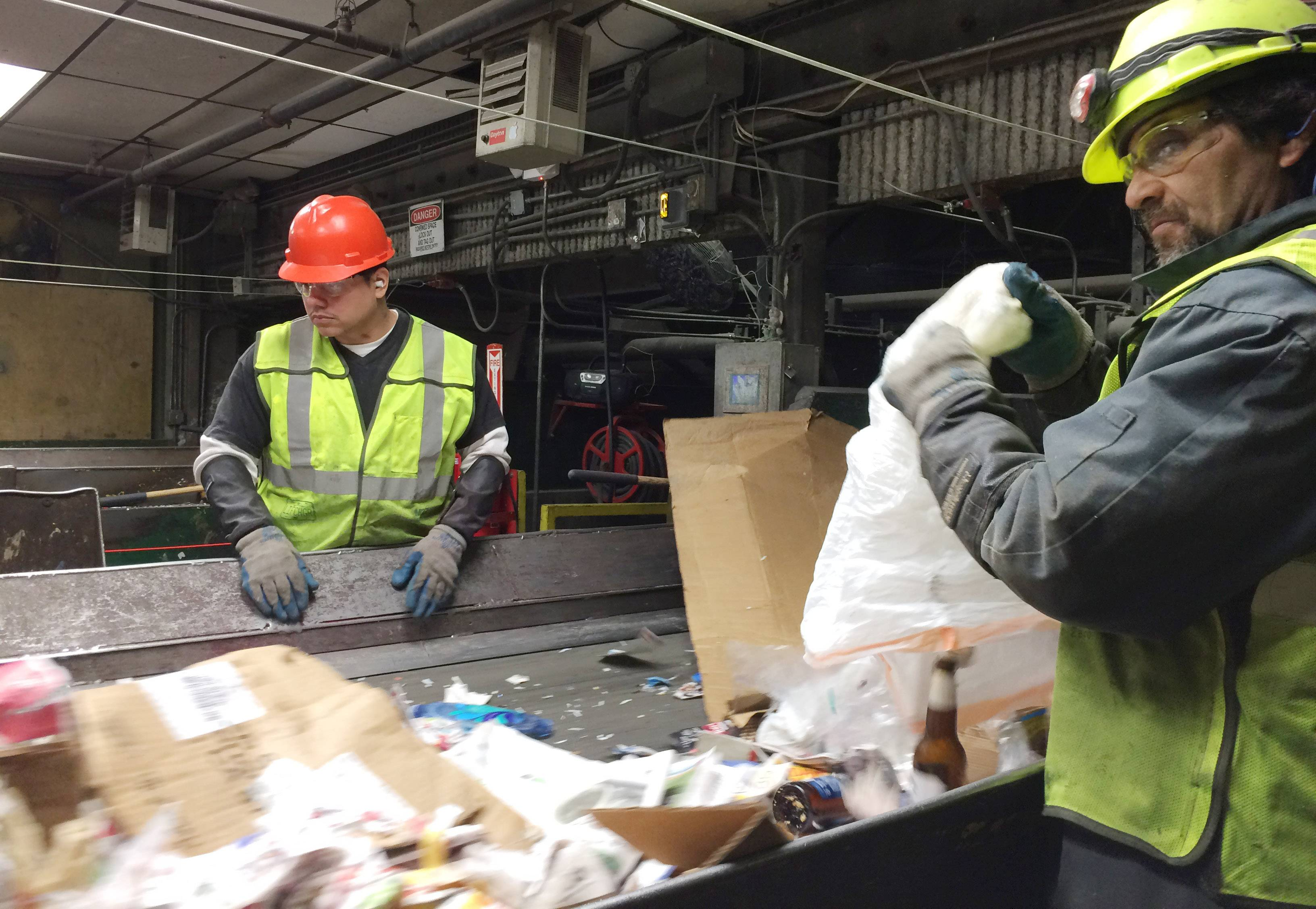 Are you recycling right? Waste haulers say when it doubt, throw it out