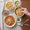 Chicken tortilla soup a comfort food with Mexican flavor