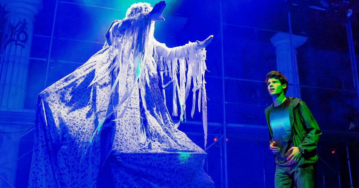 For 'Percy Jackson' star, Chicago-bound musical is a 'dream