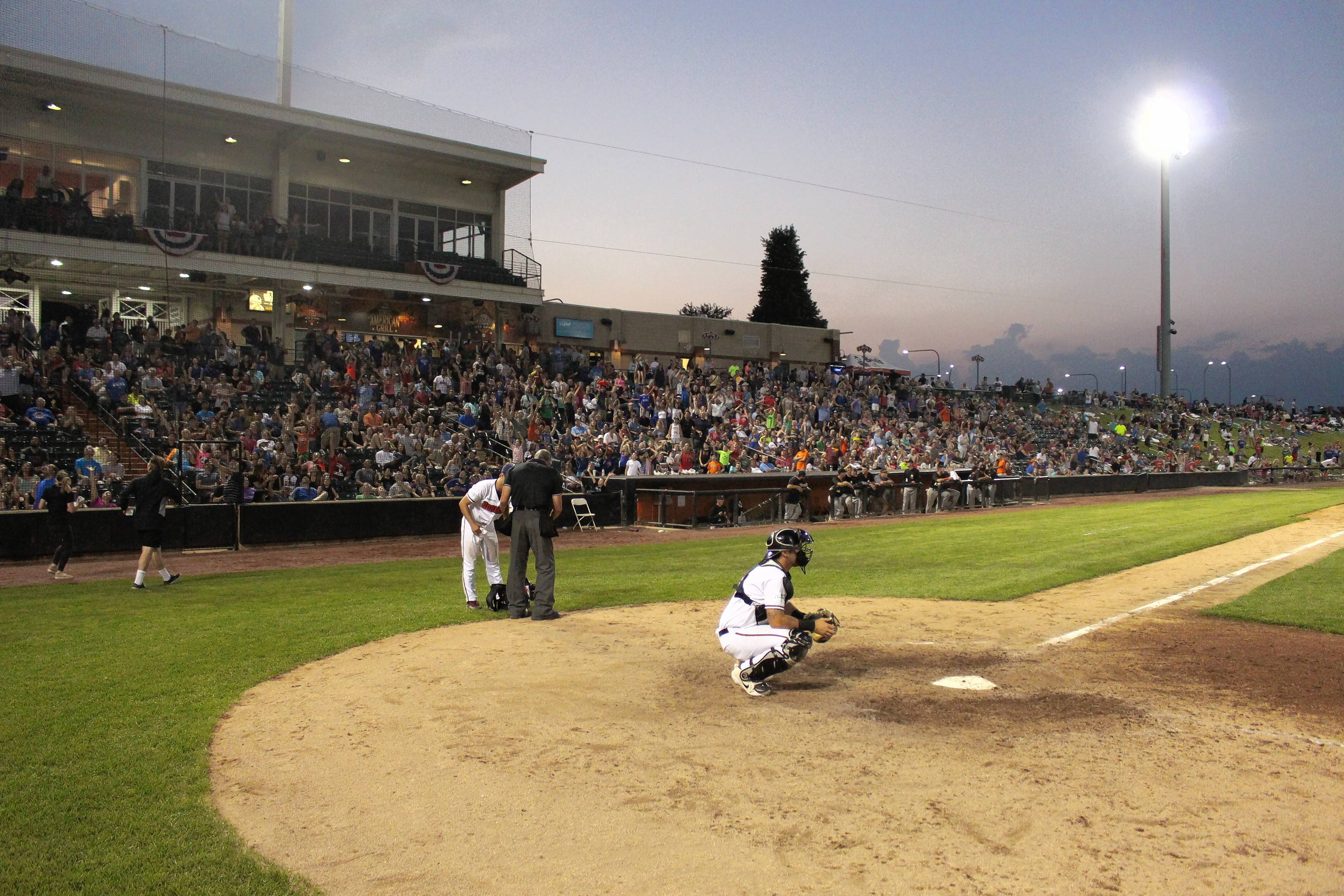 Several planned upgrades to the nearly 20-year-old Schaumburg Boomers Stadium suggested a year before the opening of Impact Field in Rosemont have been shelved after the Boomers outdrew the new club in attendance during 2018.