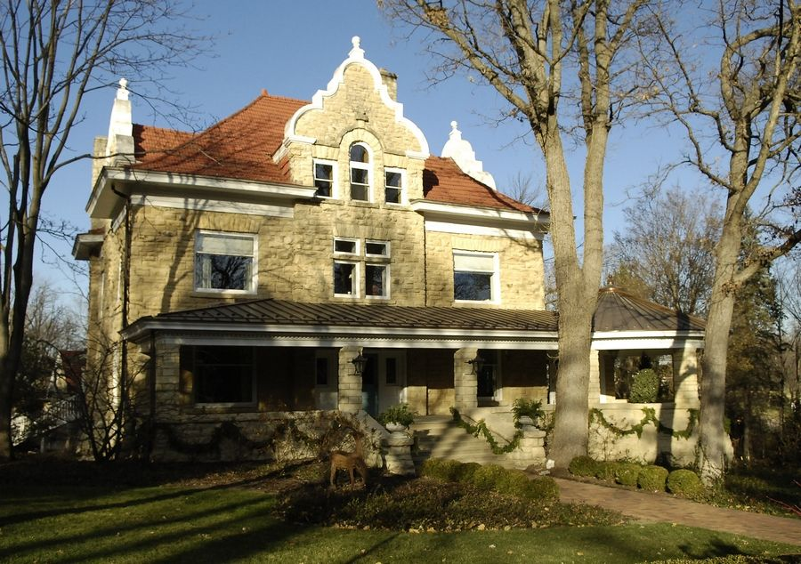 This House At 316 Elizabeth Place In Geneva Would Be Included A Proposed South
