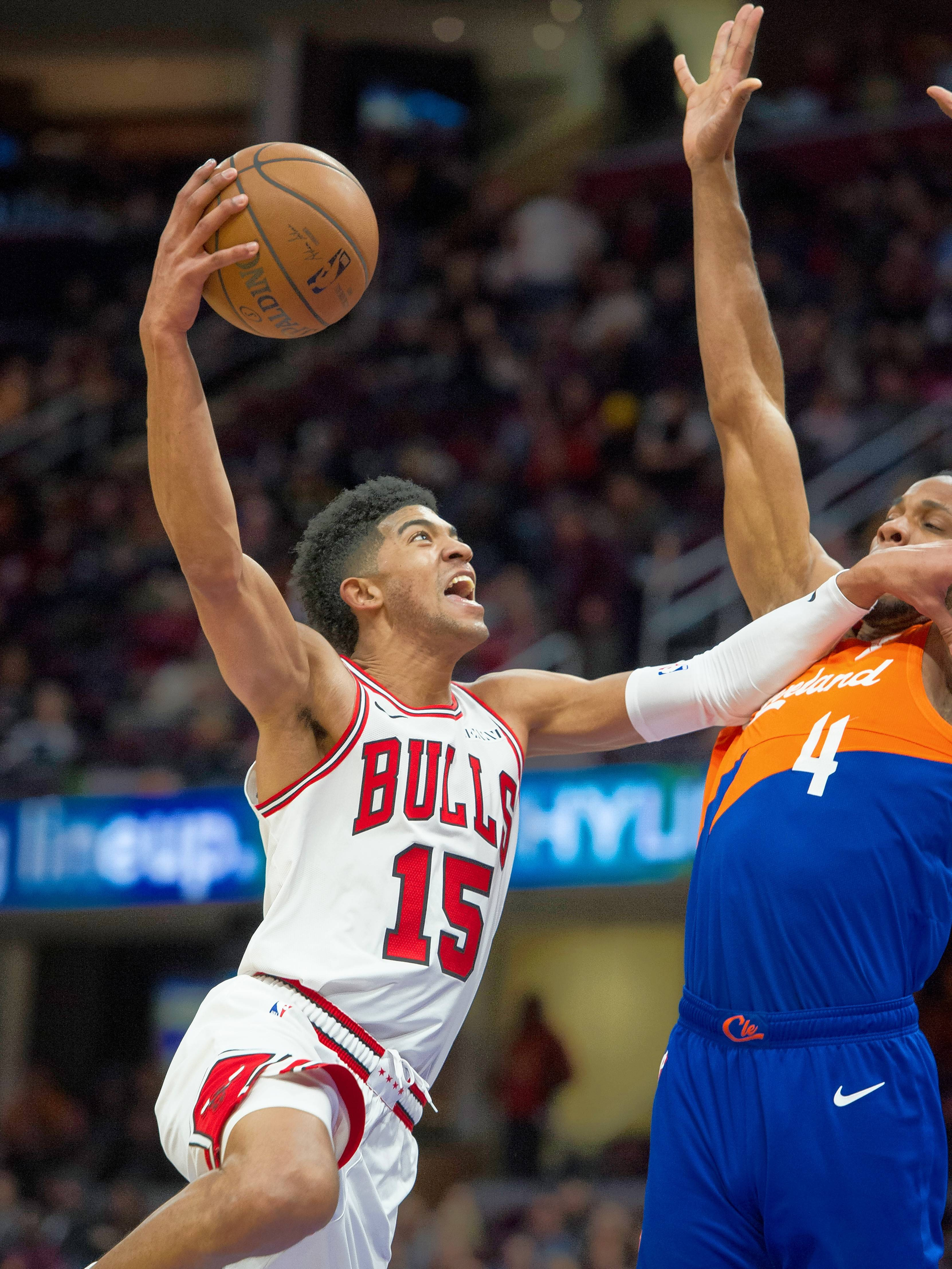 Bulls' lineup gets younger as rookie Hutchison joins starters