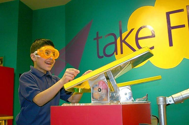 "ScienceWorks Hands-On Museum will be bringing its ""Take Flight"" exhibit to Gail Borden Public Library this winter."