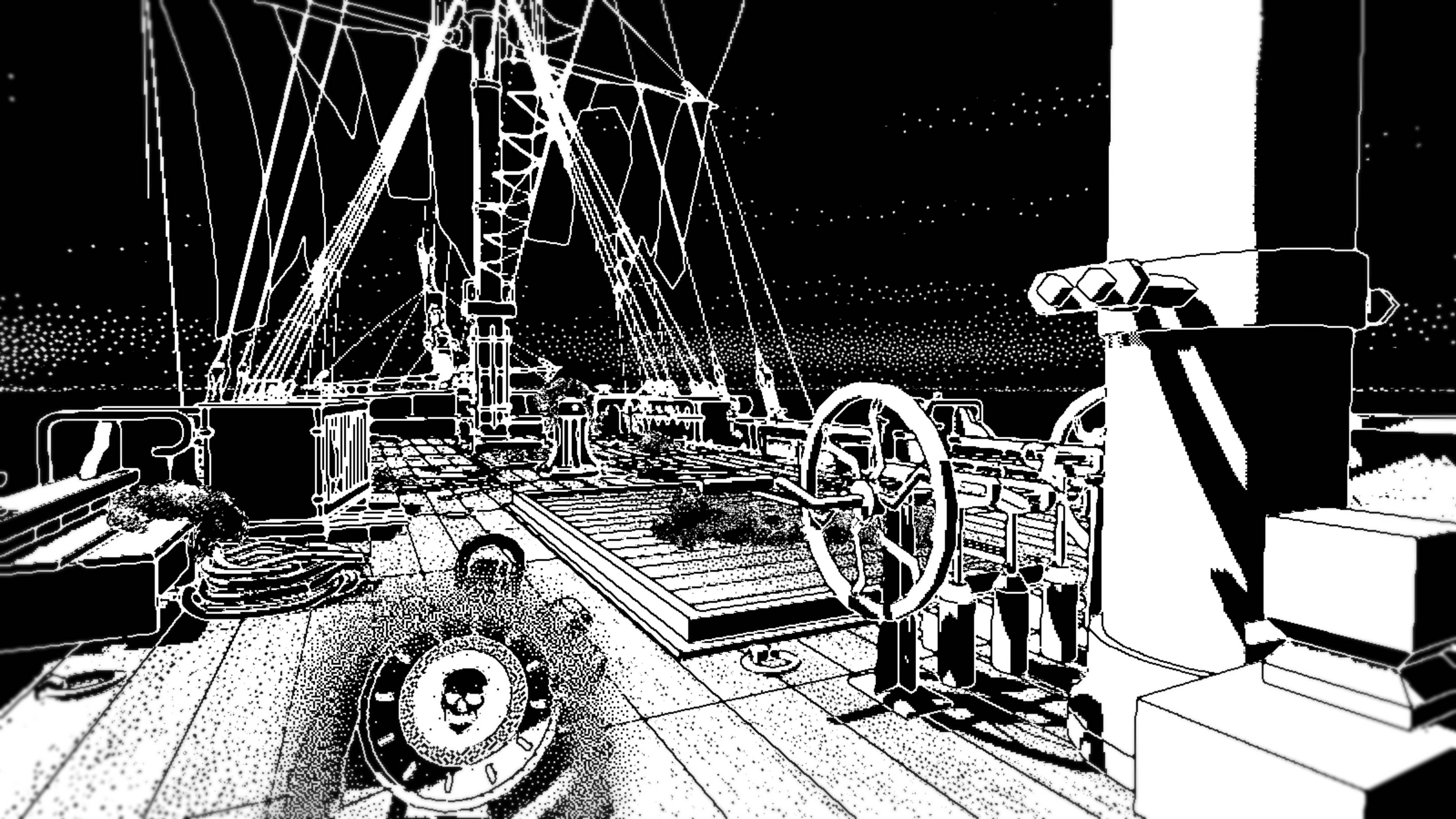 "Developer Lucas Pope continues to play with the idea of game-player as worker in ""Return of the Obra Dinn."""