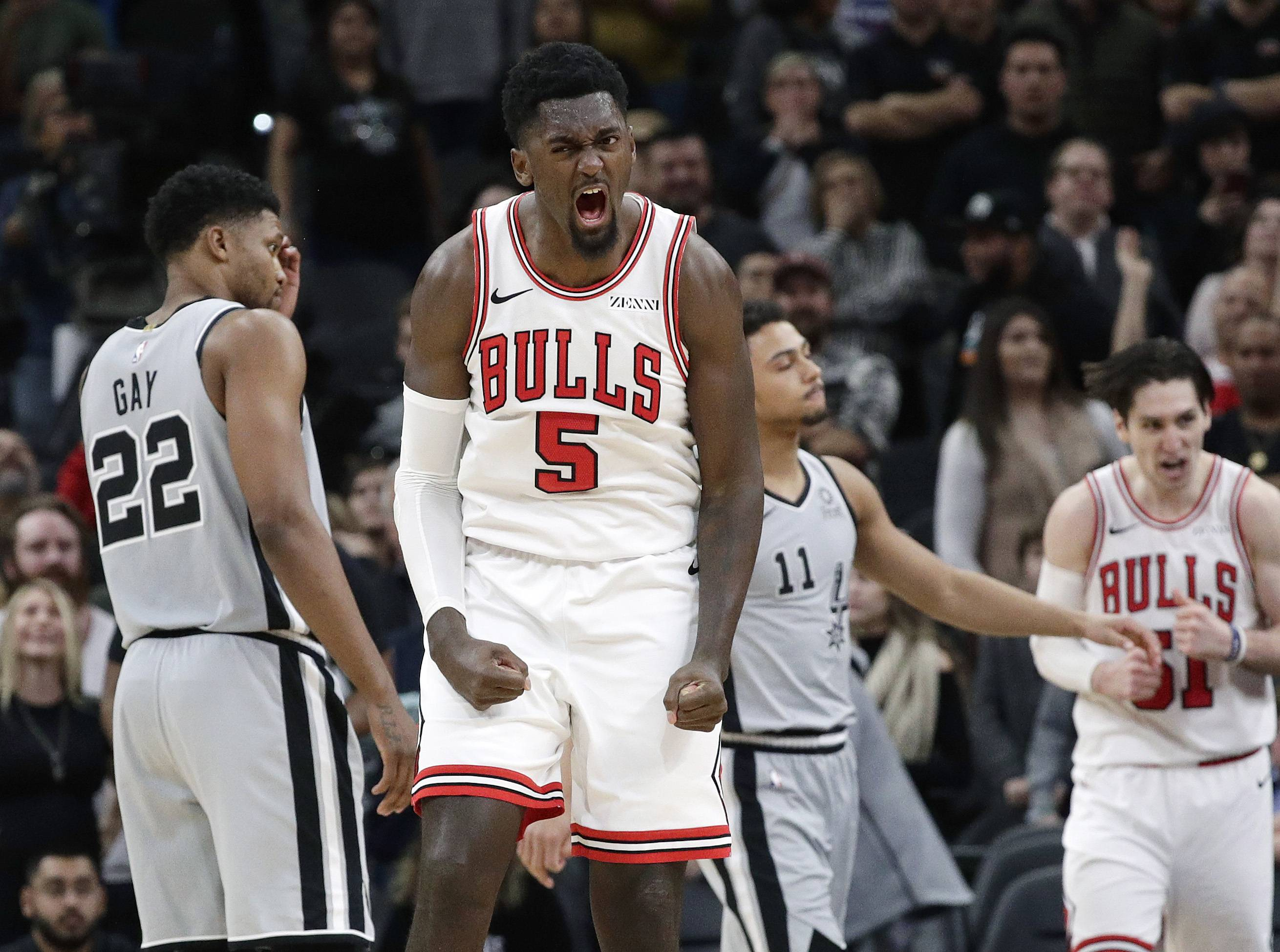 Portis set to return Sunday; Parker's role unclear