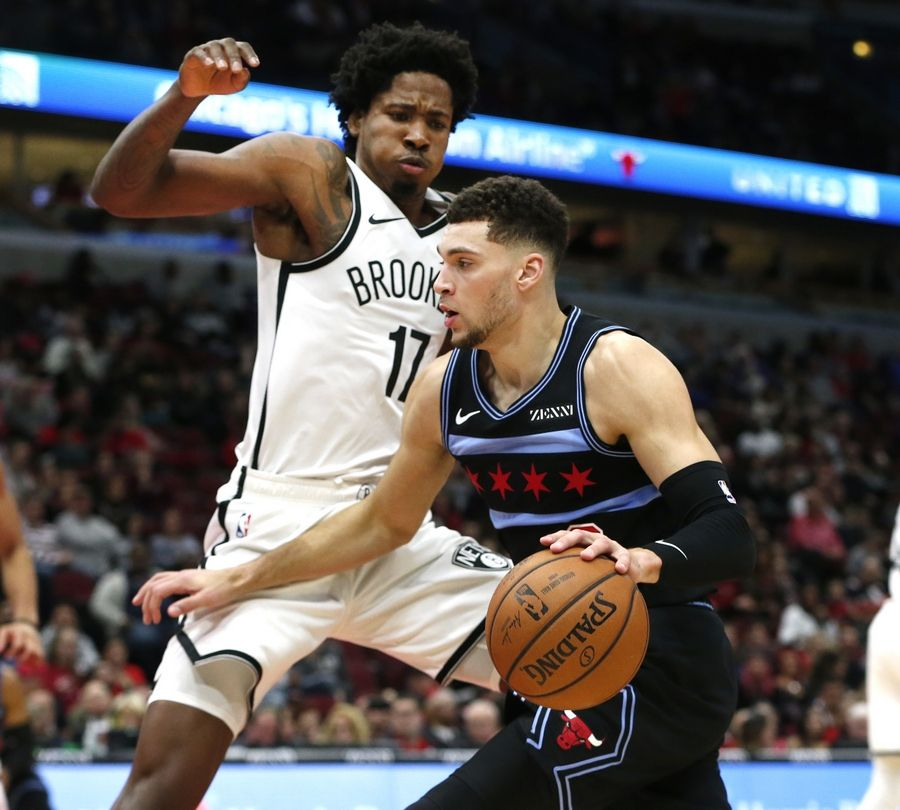 00f3a01583c LaVine shows off versatility in Bulls  loss to Brooklyn