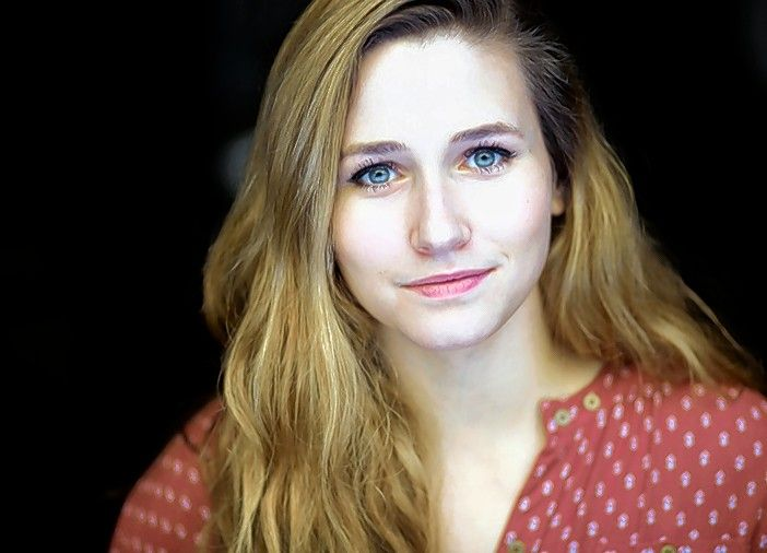 "Tessa Dettman plays headstrong Josephine March in Brown Paper Box Co.'s revival of the musical adaptation of ""Little Women."""