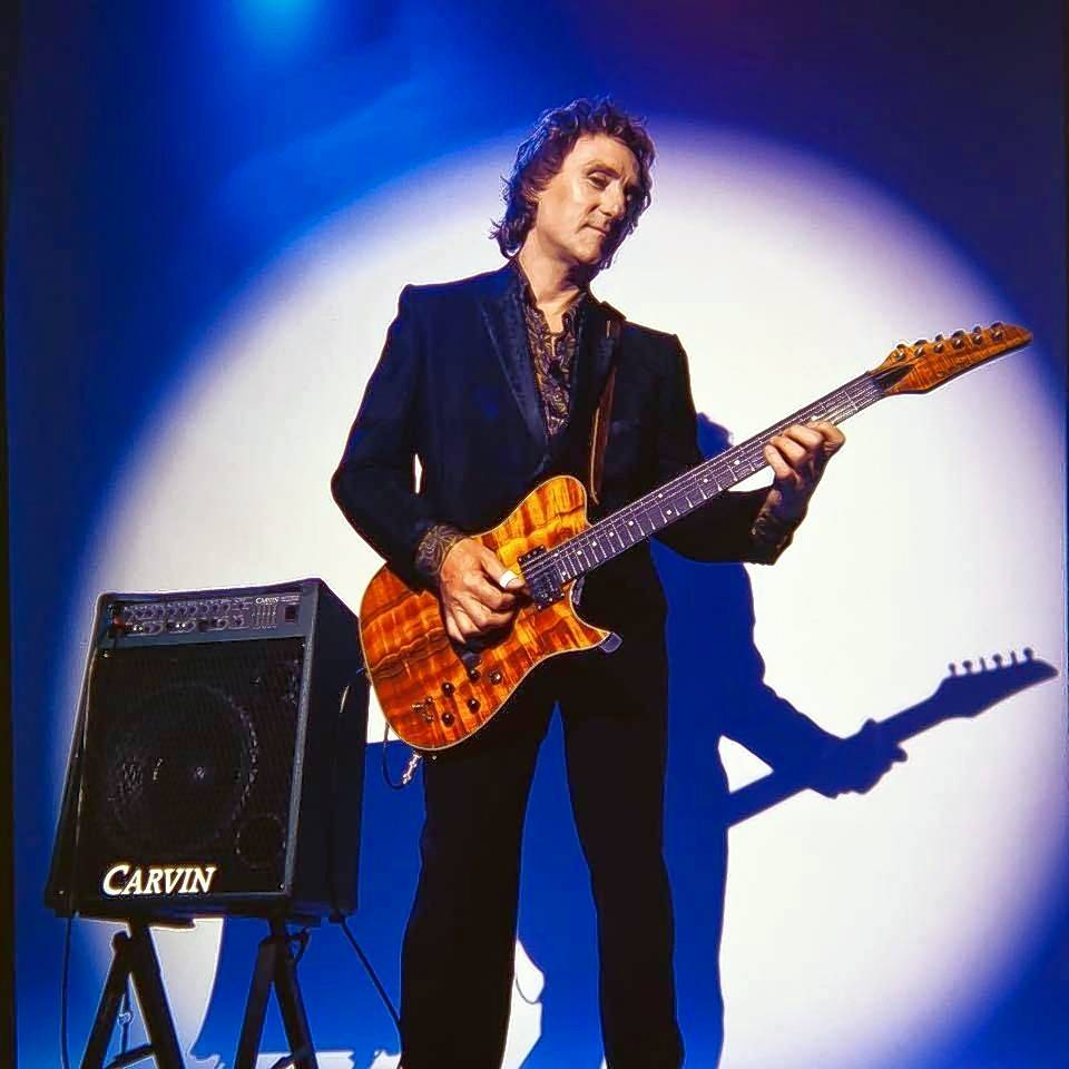 Denny Laine and the Moody Wing Band play Moody Blues and Wings Nite at the Arcada Theatre Thursday, Jan. 17.