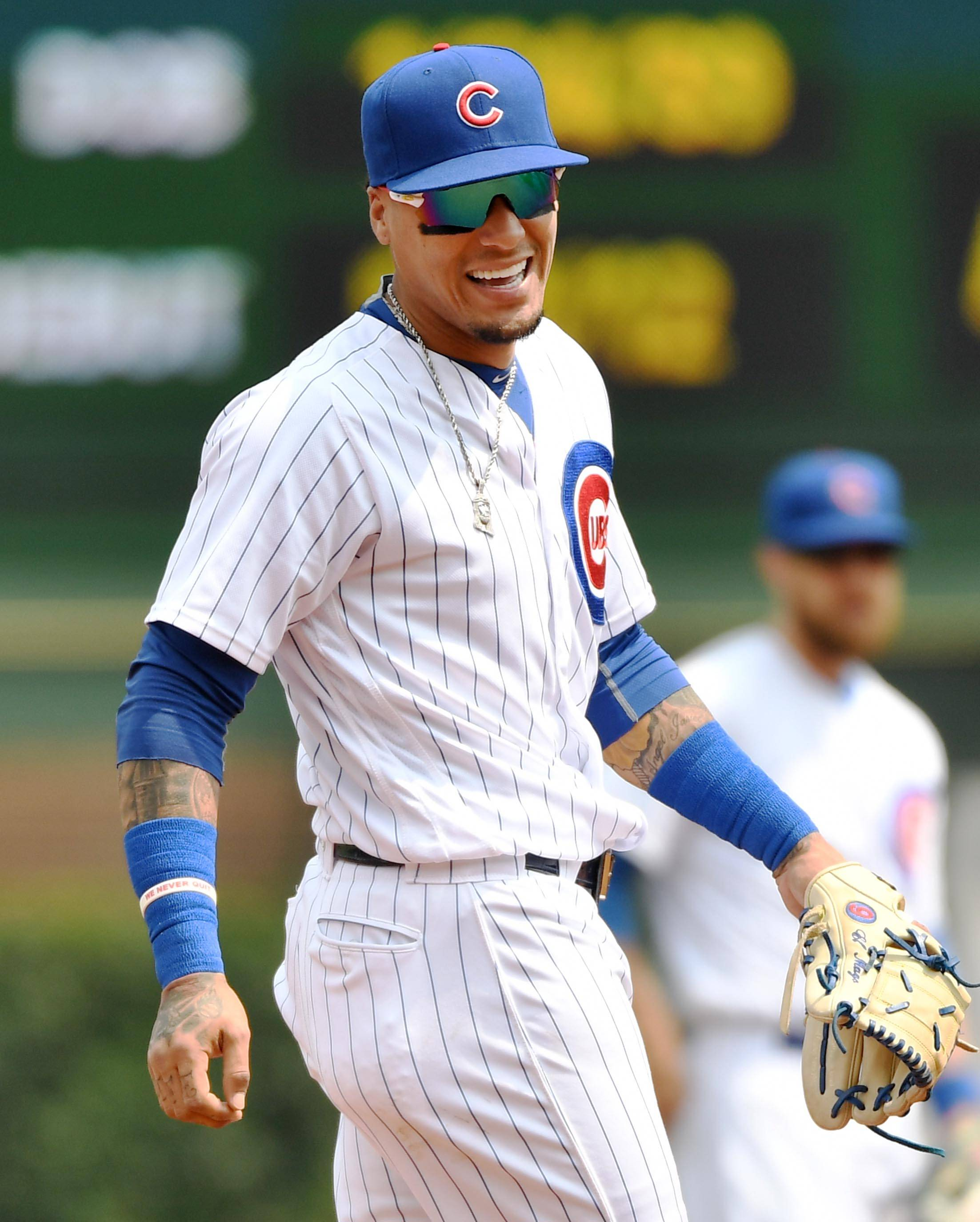 Cubs second baseman Javier Baez gets a significant raise in 2019.