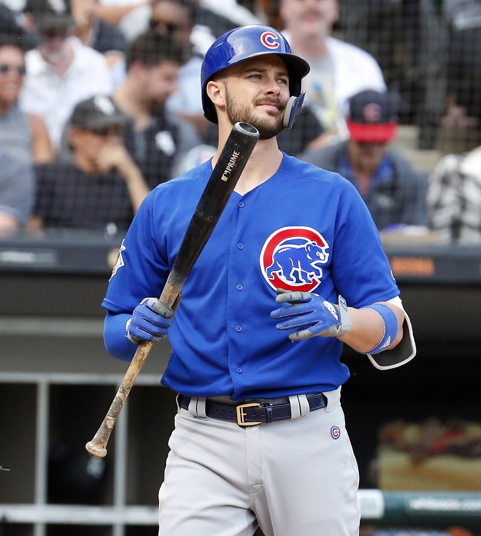 Cubs third baseman Kris Bryant will earn a few more million dollars next season.