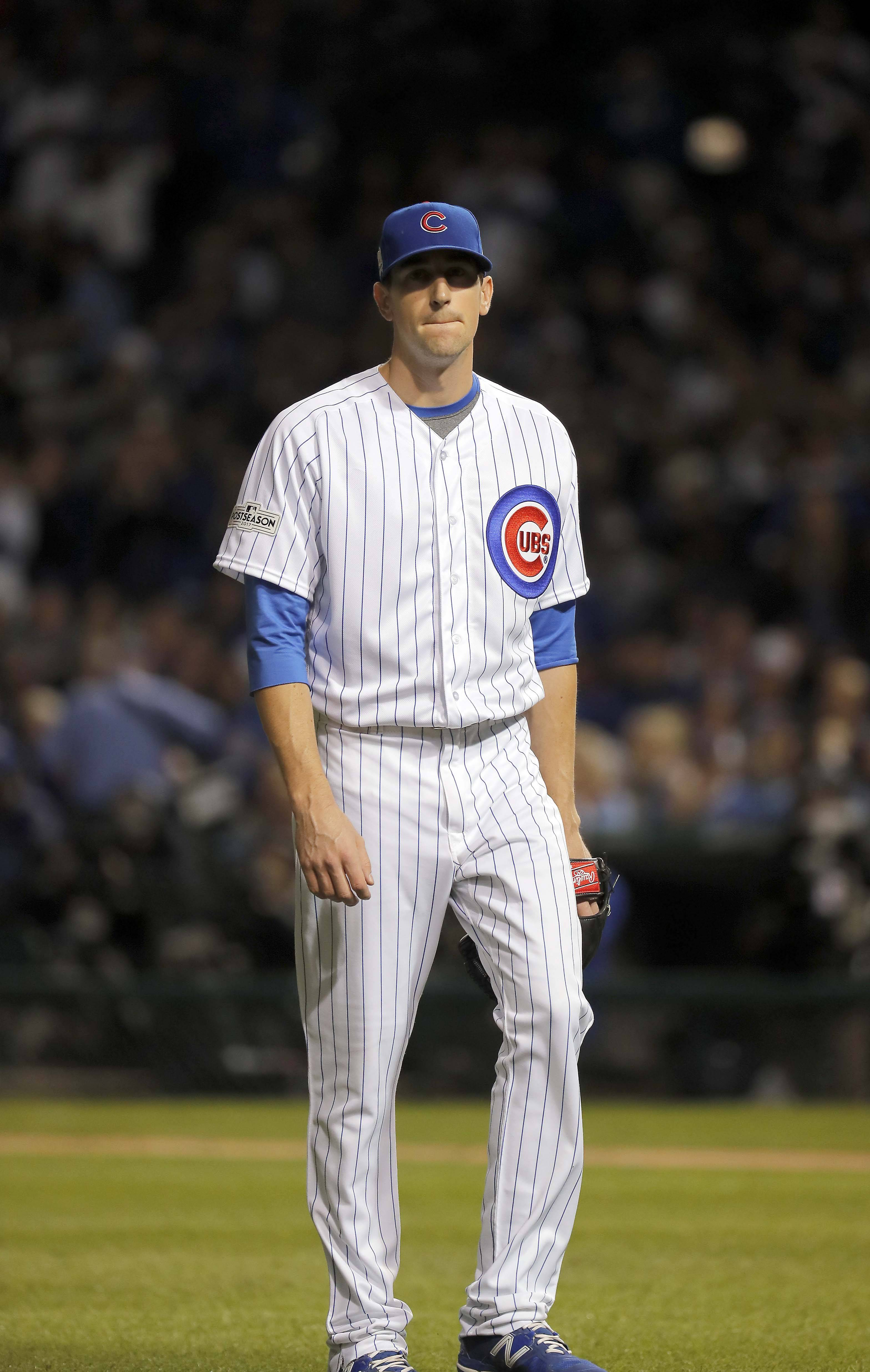 Cubs pitcher Kyle Hendricks gets a $7.4 million deal for the coming season.