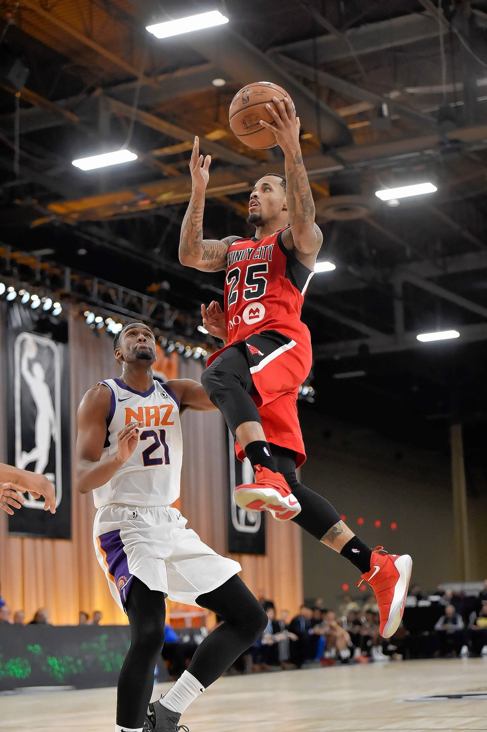 The Windy City Bulls were scrambling at point guard after Tyler Ulis was lost to a hip injury. They were able to land local native Walt Lemon Jr. in a trade and the results speak for themselves.