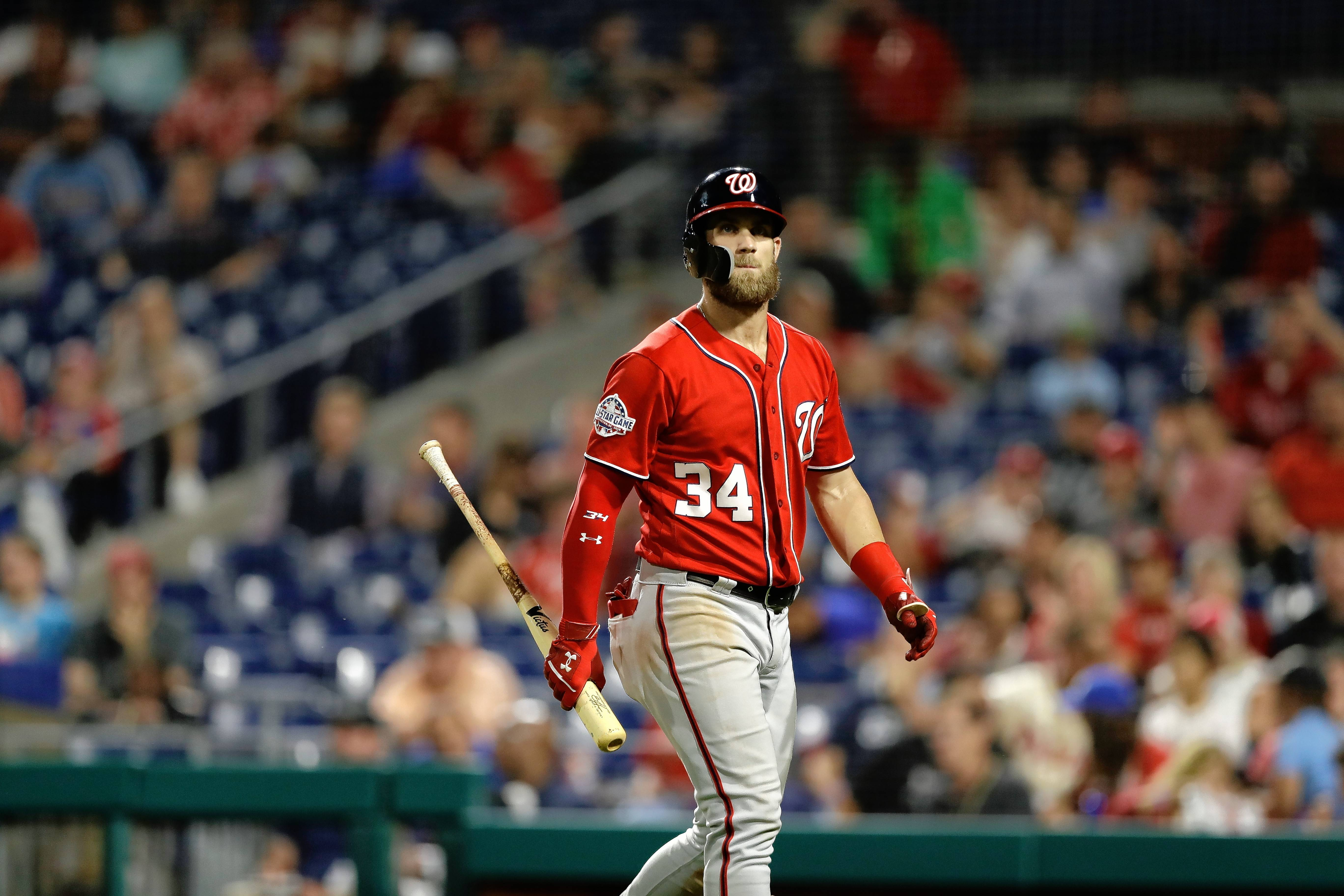 It seemed impossible a few months ago that the White Sox would still be in a position to possibly land free-agent Bryce Harper, but here we are.