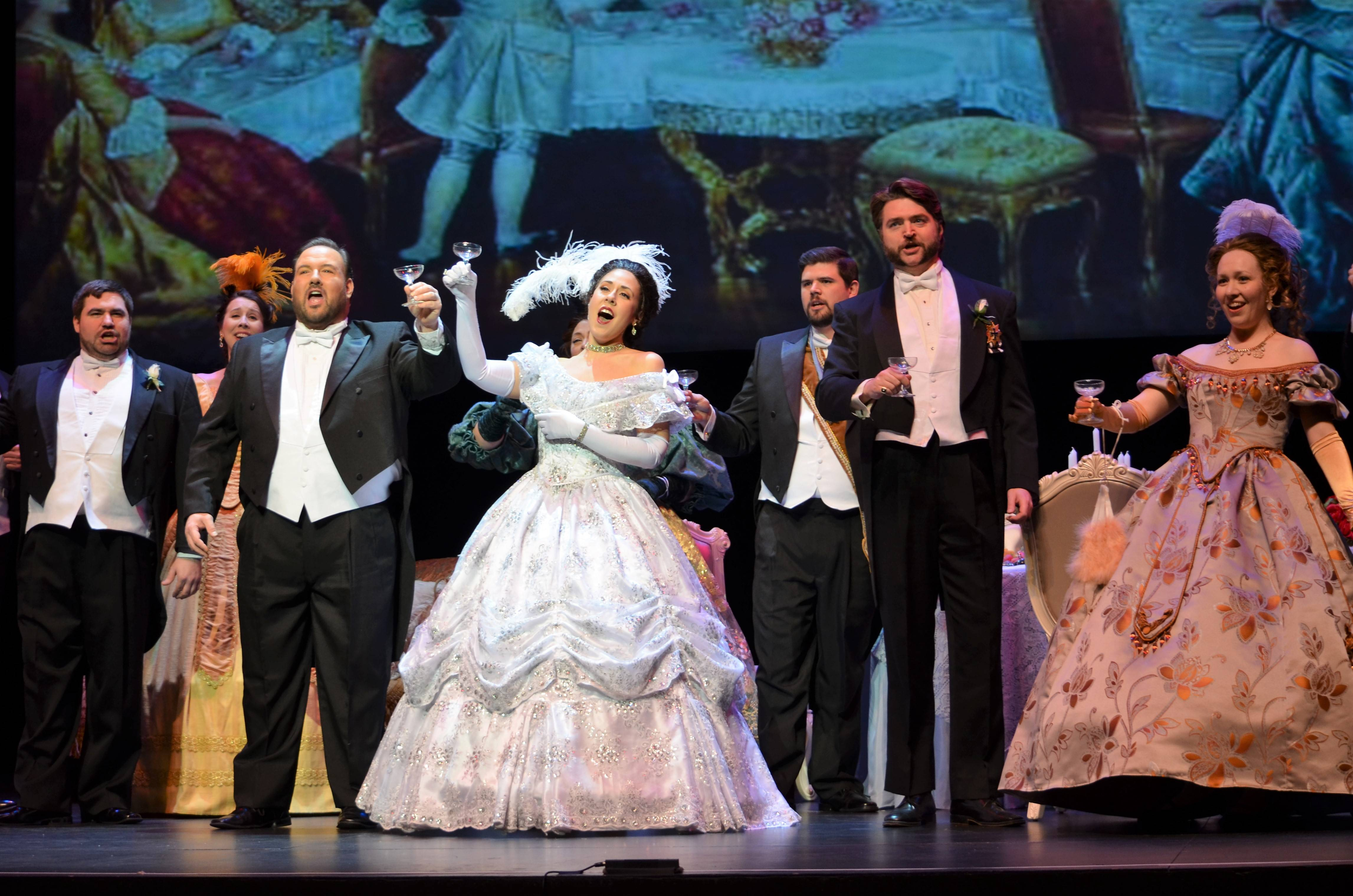 "The New Philharmonic will open 2019 with Johann Strauss II's operetta ""Die Fledermaus"" on Saturday and Sunday, Jan. 26-27."