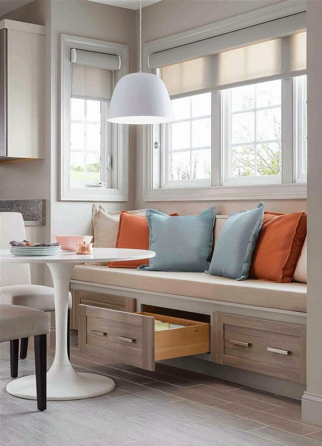 Stools, banquettes and booths are the new kitchen \'chairs\'