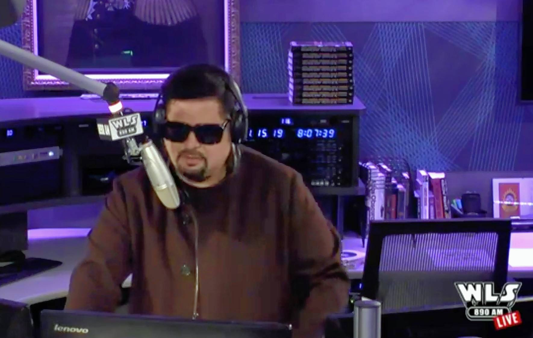 Erich Mancow Muller has taken over as the new morning host on WLS 890-AM.