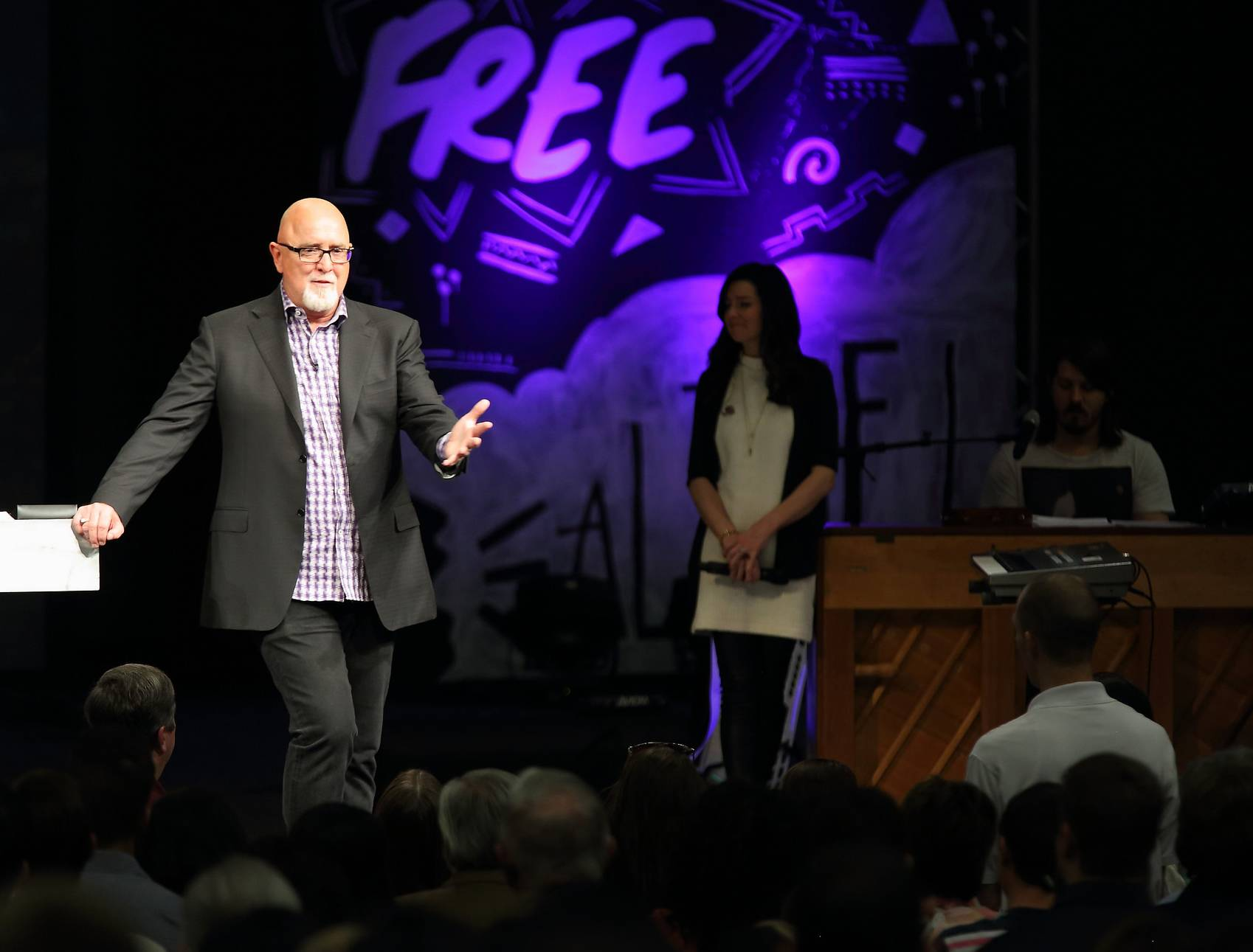 Harvest Bible Chapel Senior Pastor James MacDonald is taking a sabbatical from the church's Chicago-area operations.